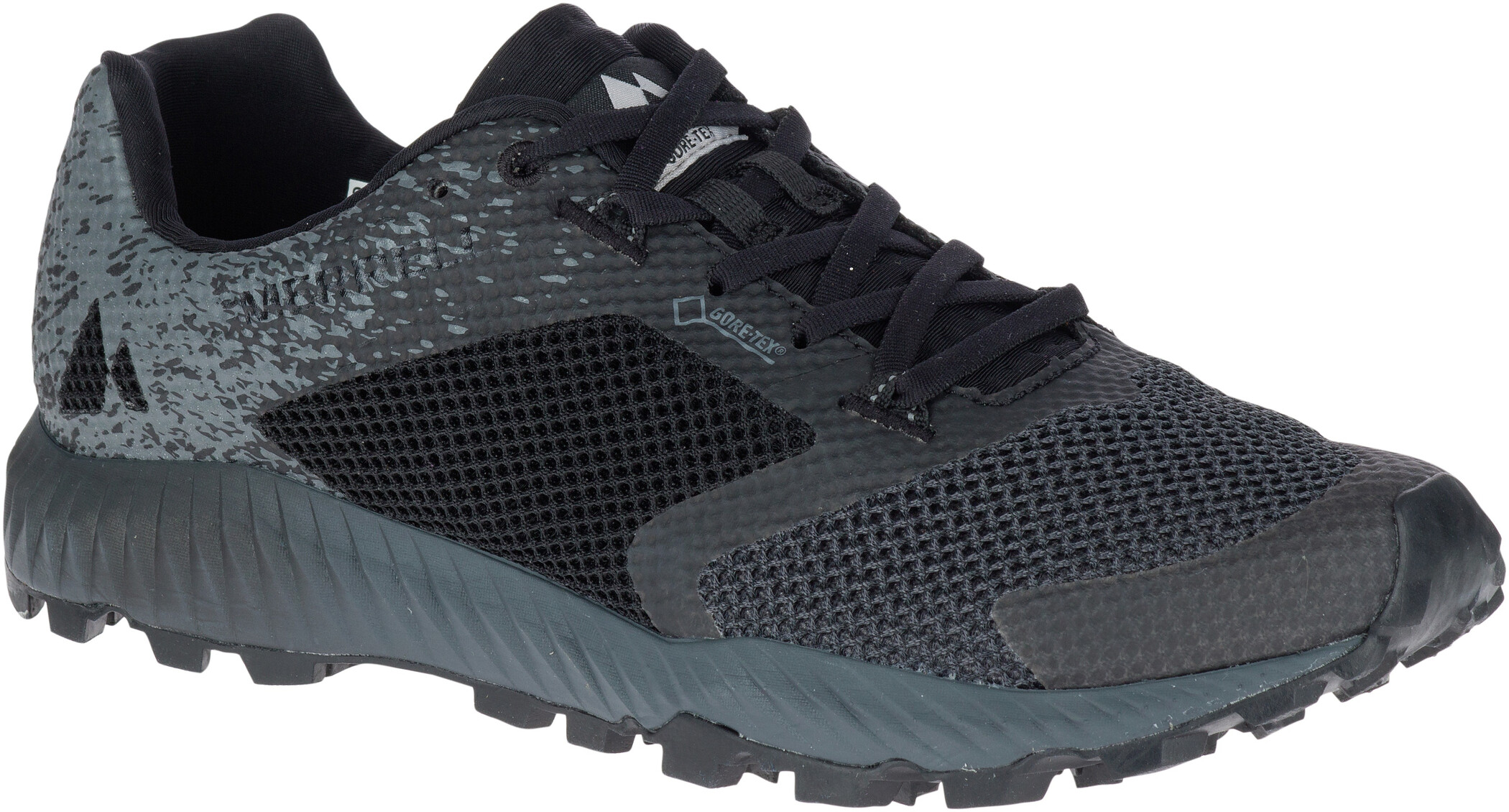 Merrell All Out Crush 2 GTX Sko Herrer, black | Shoes and overlays