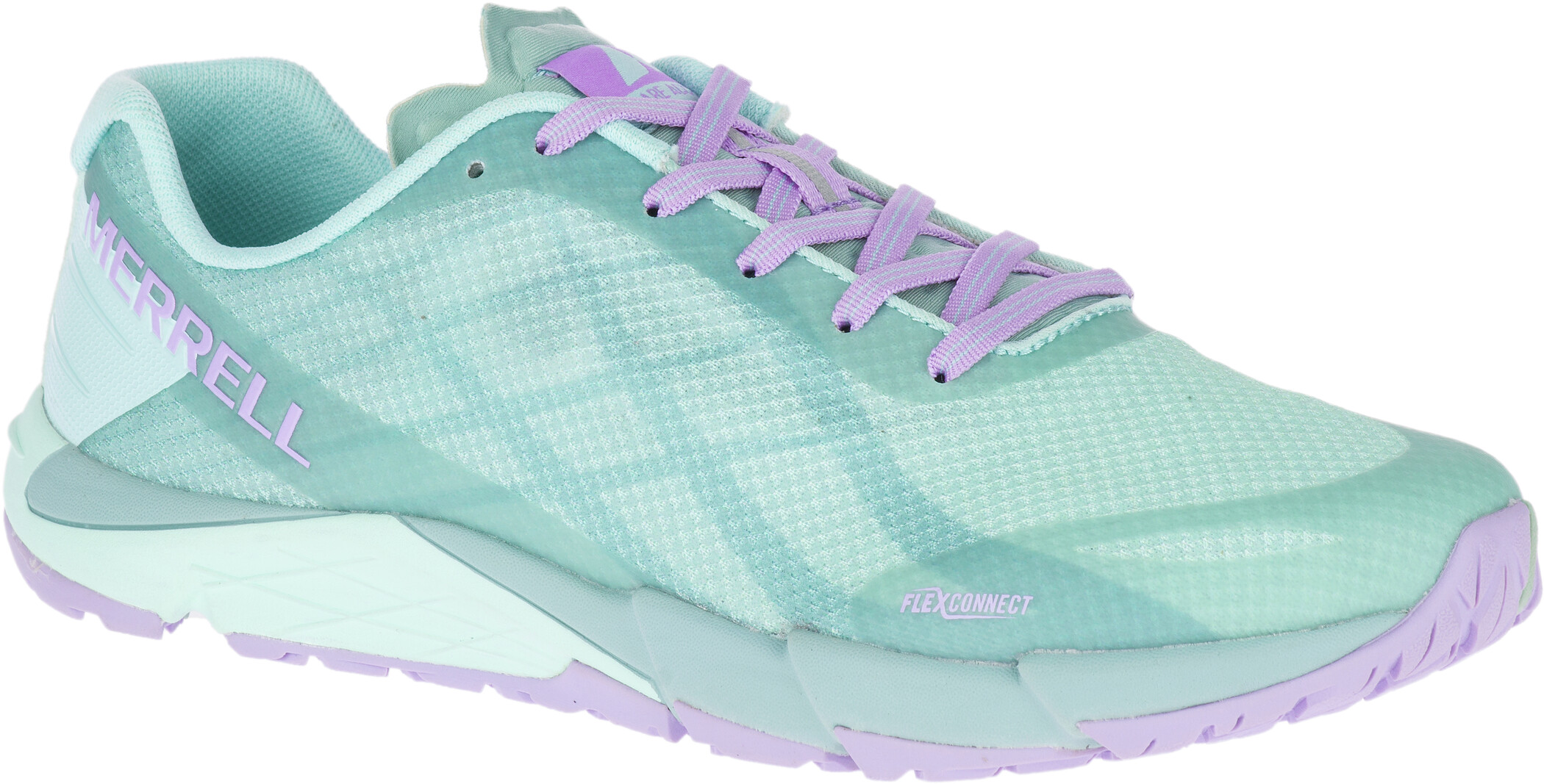 Merrell Bare Access Flex Sko Damer, aqua | Running shoes