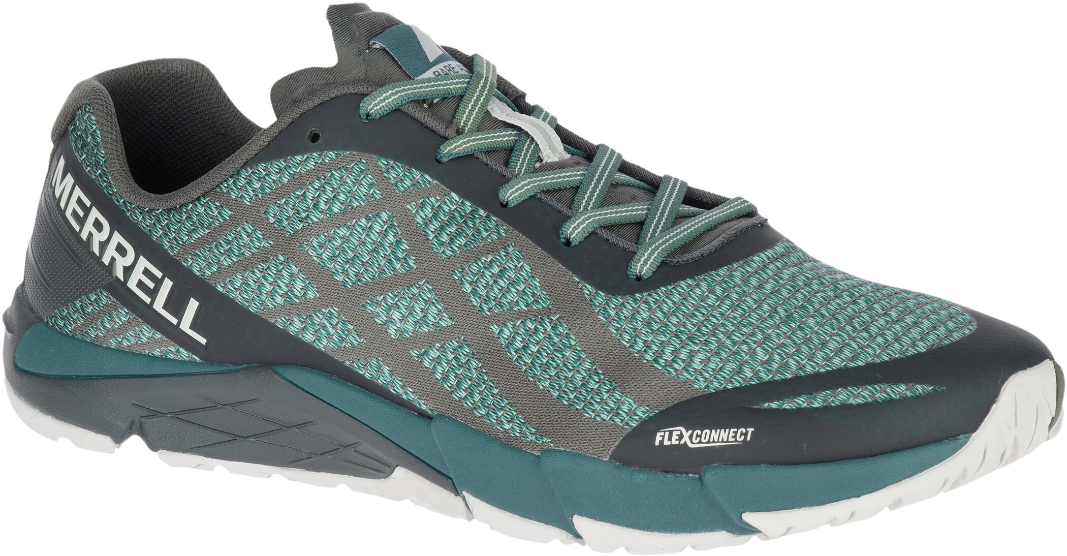 Merrell Bare Access Flex Shield Sko Herrer, hypernature | Shoes and overlays