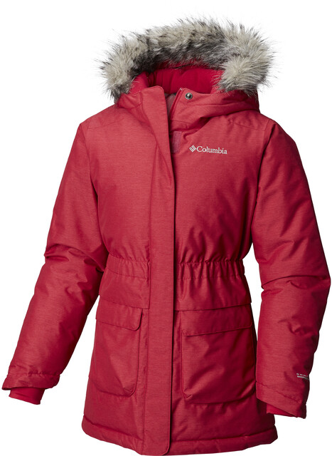 Columbia Nordic Strider Jacket Giacche Bambina 3-in-1