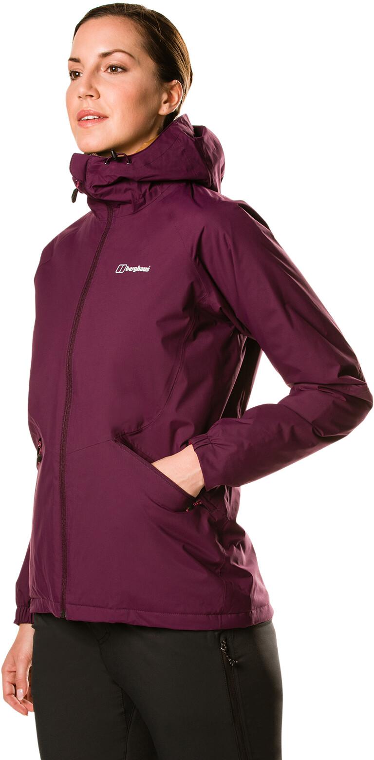 berghaus Damen Deluge Pro Insulated Waterproof Jacke