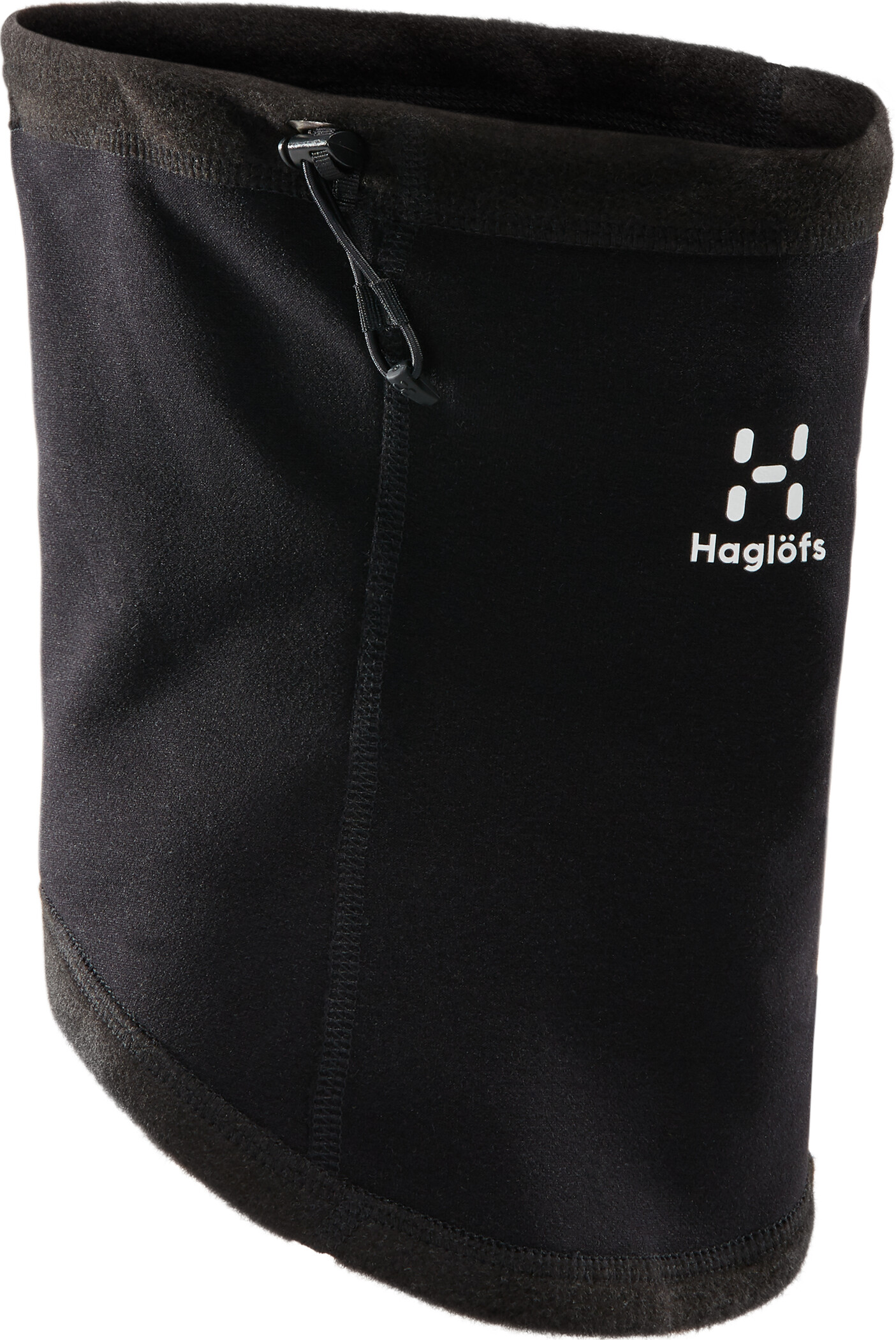 Haglöfs Neck Gaiter, true black (2019) | Headwear
