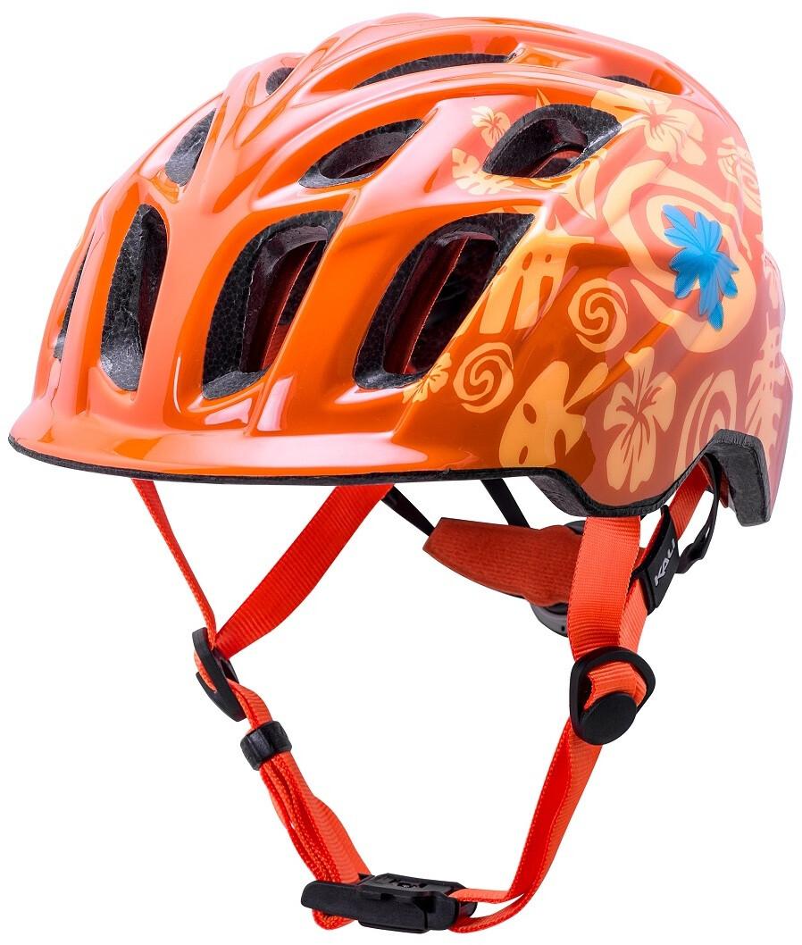 Kali Chakra Cykelhjelm Børn, orange   Hjelme