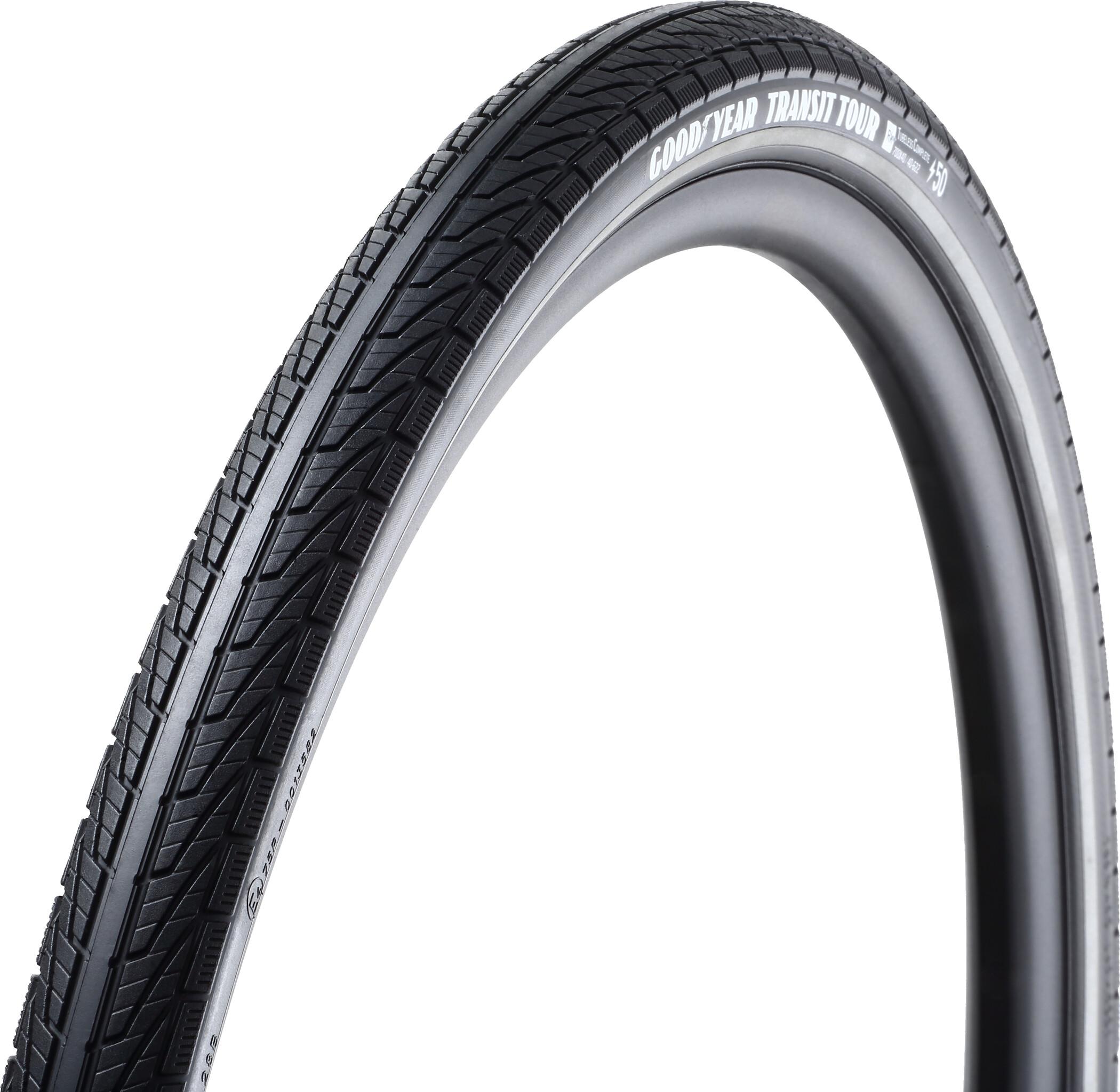 Goodyear Transit Tour Dæk 35-622 Secure e50, black reflected (2019)   Tyres