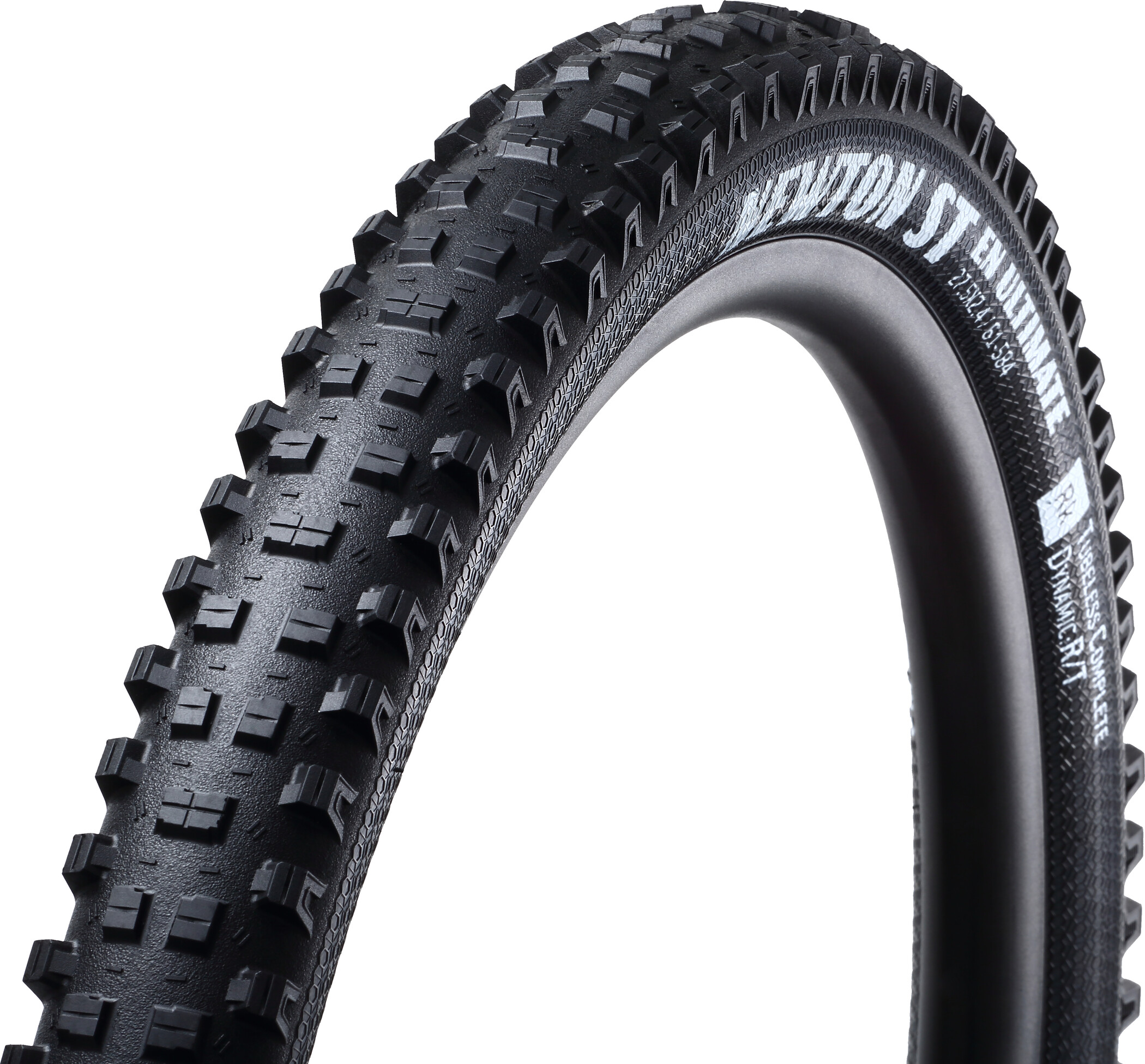 Goodyear Newton-ST DH Ultimate Foldedæk 66-584 Tubeless Complete Dynamic RS/T e25, black (2019)   Tyres