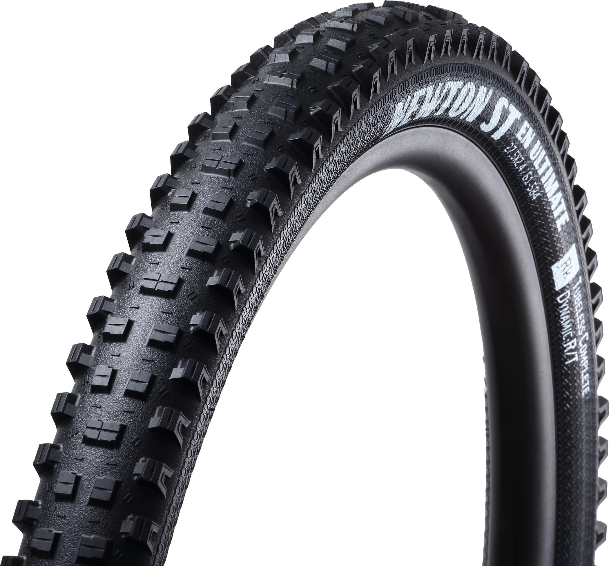 Goodyear Newton-ST EN Ultimate Foldedæk 66-584 Tubeless Complete Dynamic R/T e25, black (2019)   Tyres