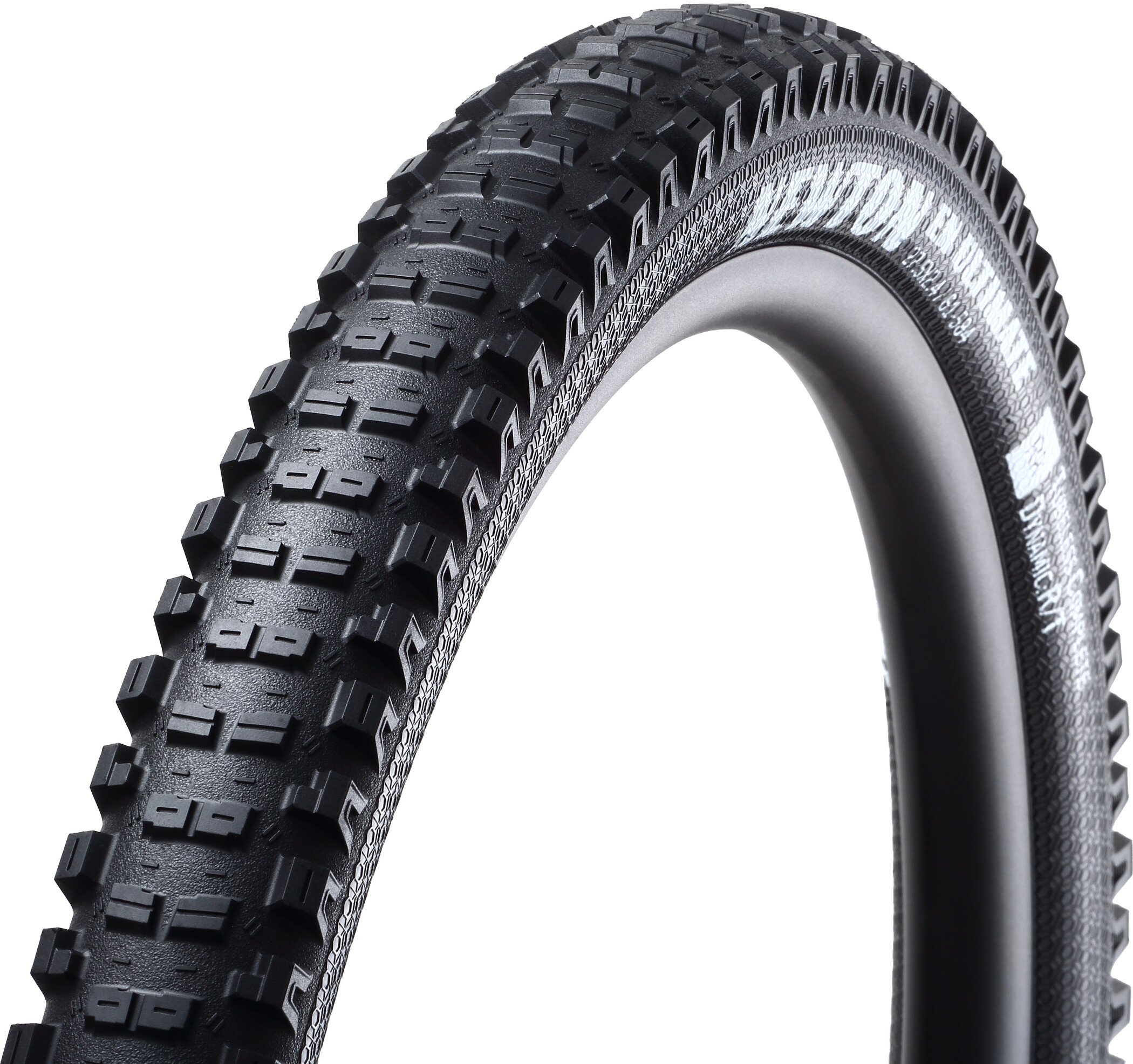 Goodyear Newton DH Ultimate Foldedæk 61-584 Tubeless Complete Dynamic RS/T e25, black (2019)   Tyres