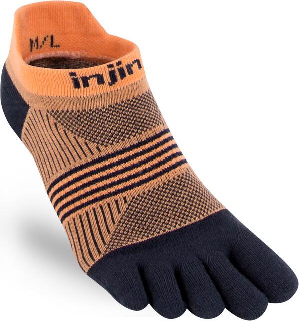 Injinji Run 2.0 CoolMax Chaussettes /à orteils ultra l/ég/ères Blanc Blanc S
