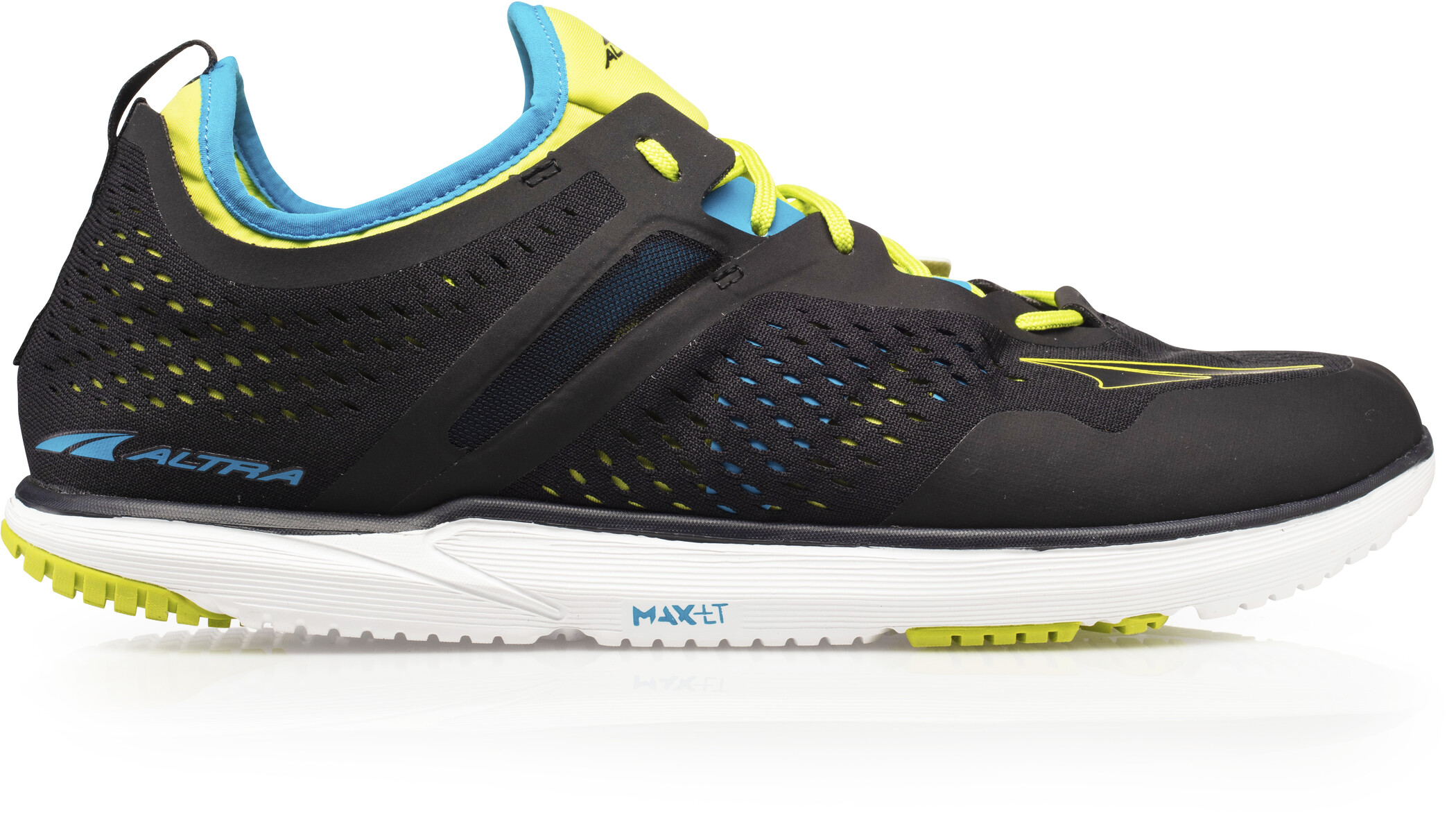 Altra Kayenta Løbesko Herrer, black/lime (2019) | Running shoes
