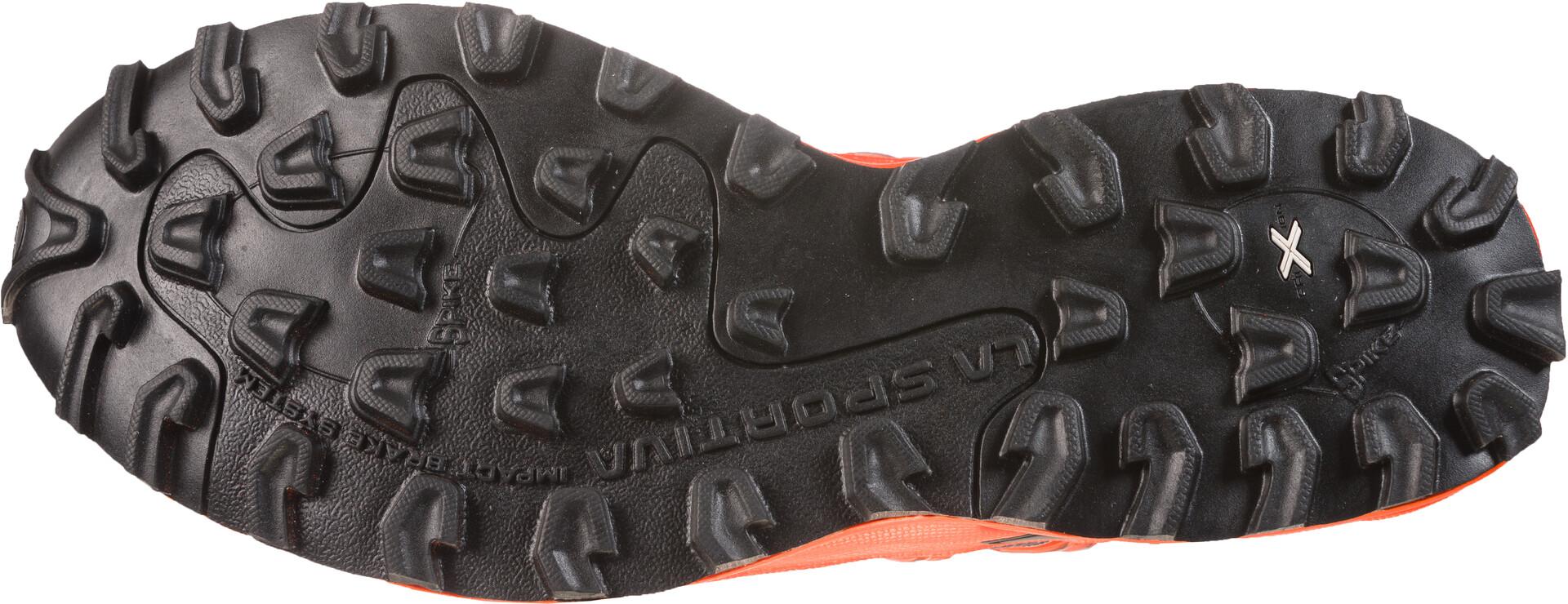 La Sportiva Mutant Tangerine Carbone Chaussures De Course trailschuhe Orange Noir