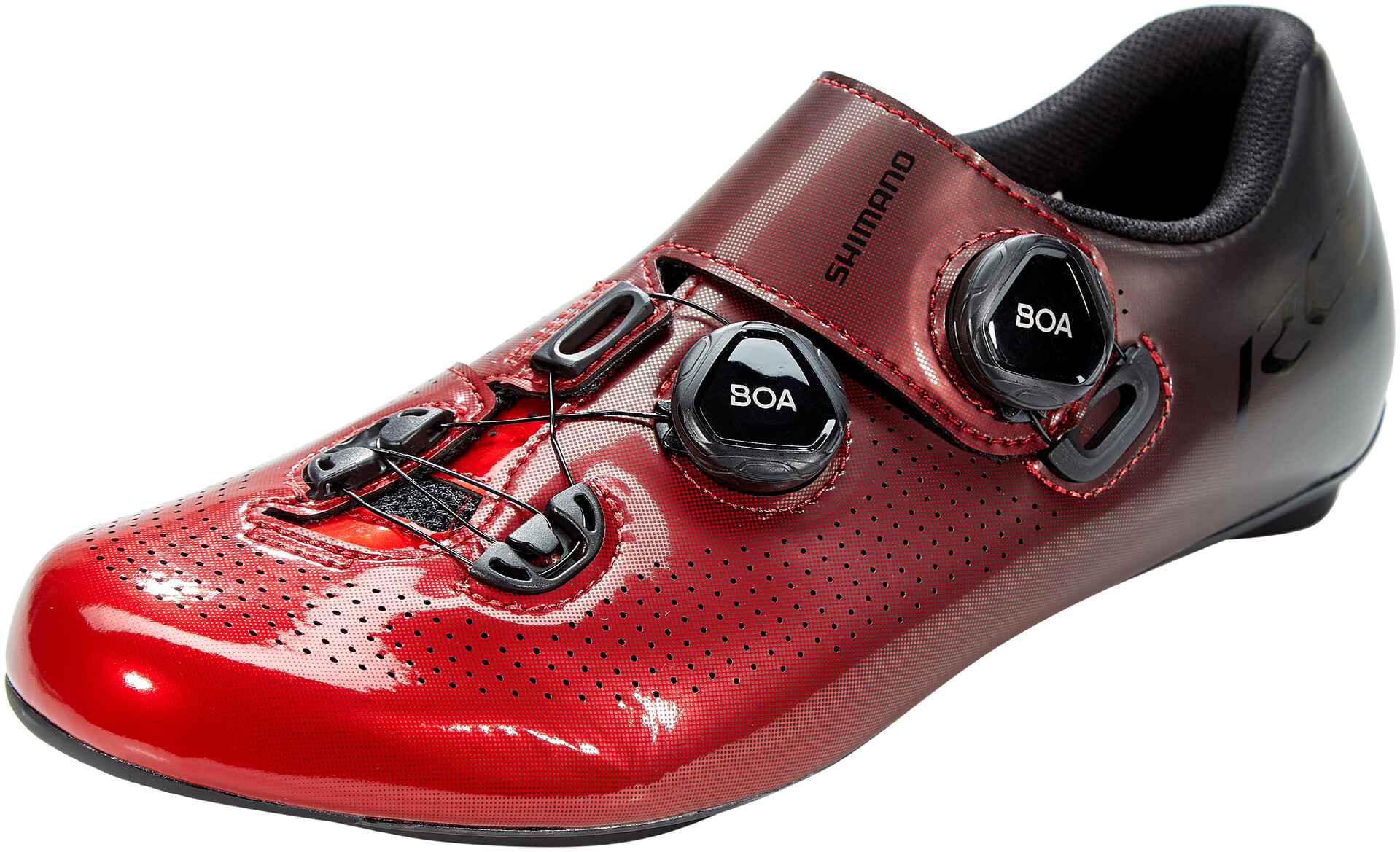 New 2019 Shimano SH-RC701 Carbon Fiber Road Cycling Shoes White EU43