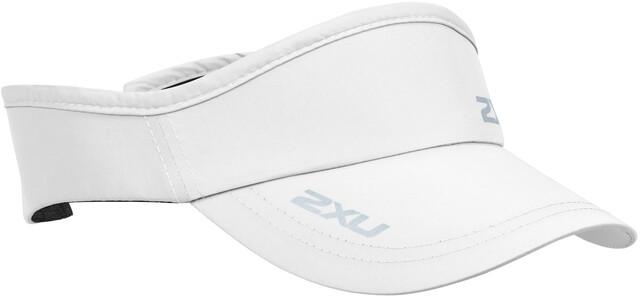 2XU Course Visière-Blanc