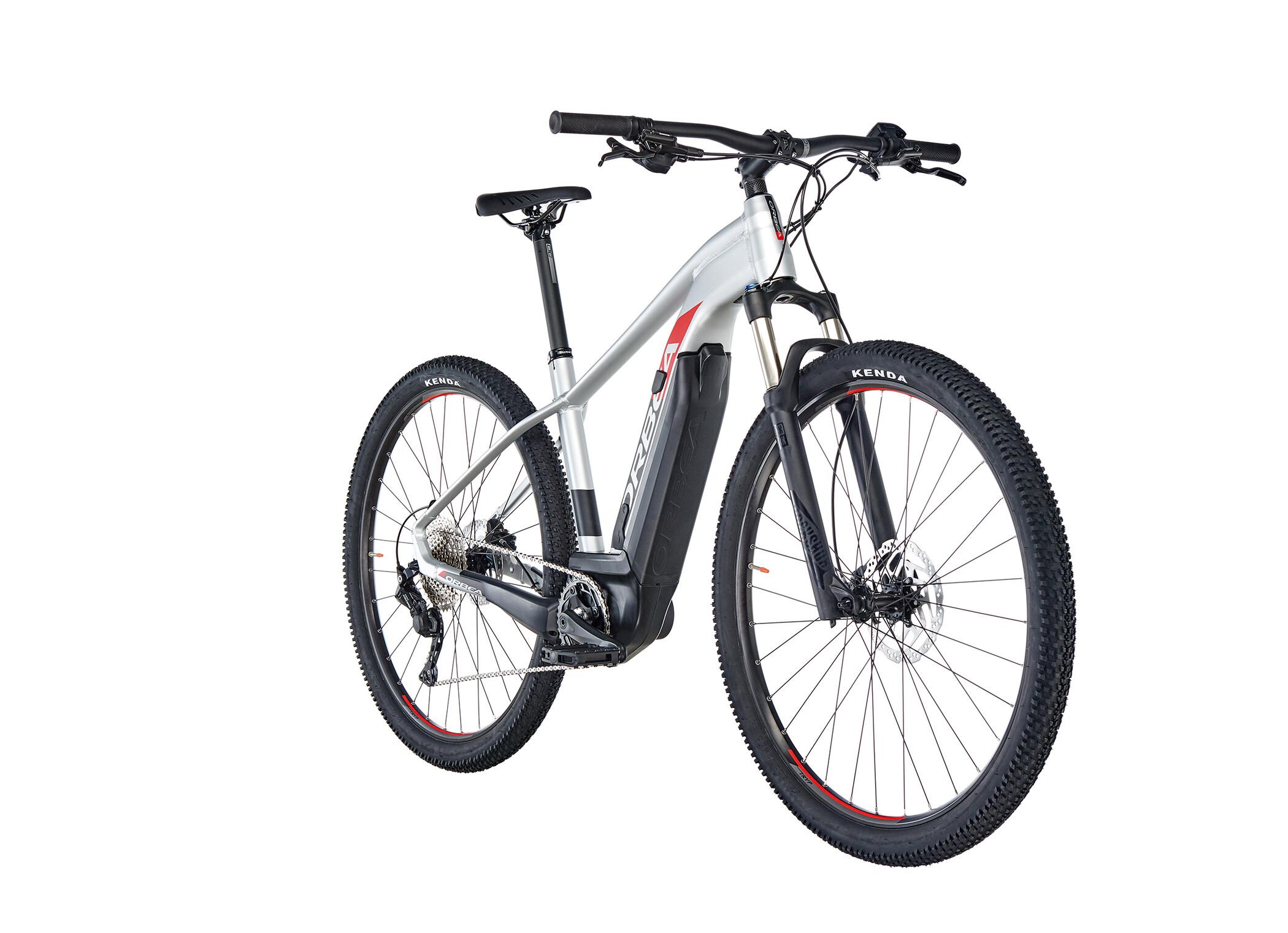 ORBEA Keram 15 29 inches, platinum/red (2019) | Mountainbikes