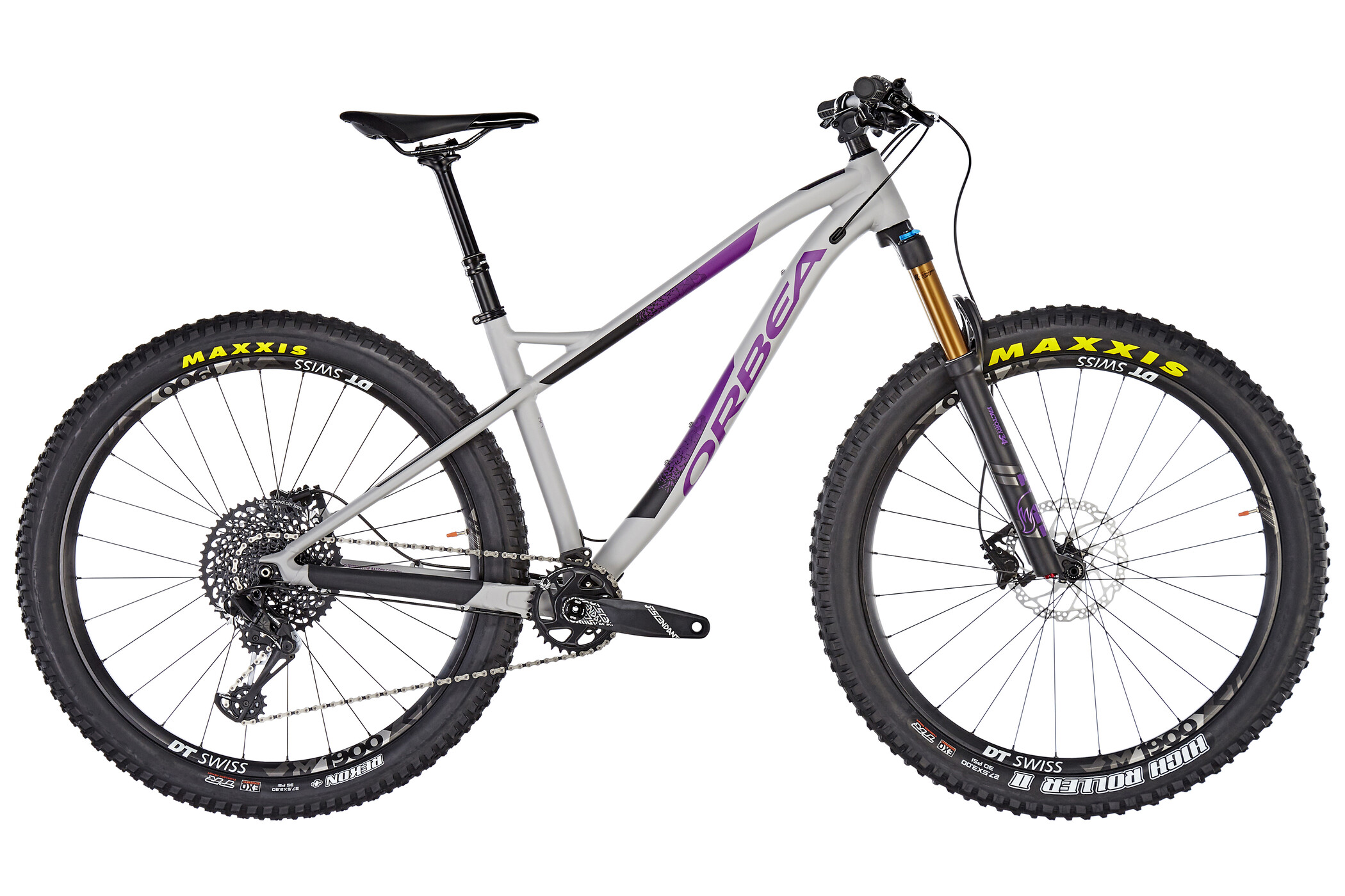 ORBEA Laufey H-LTD 27,5+, grey/purple (2019) | MTB
