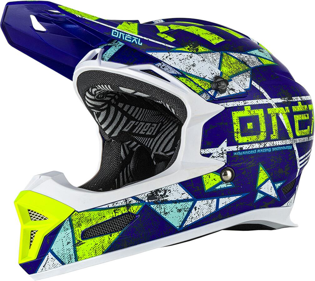 O'Neal Fury RL Cykelhjelm, zen-blue   Helmets