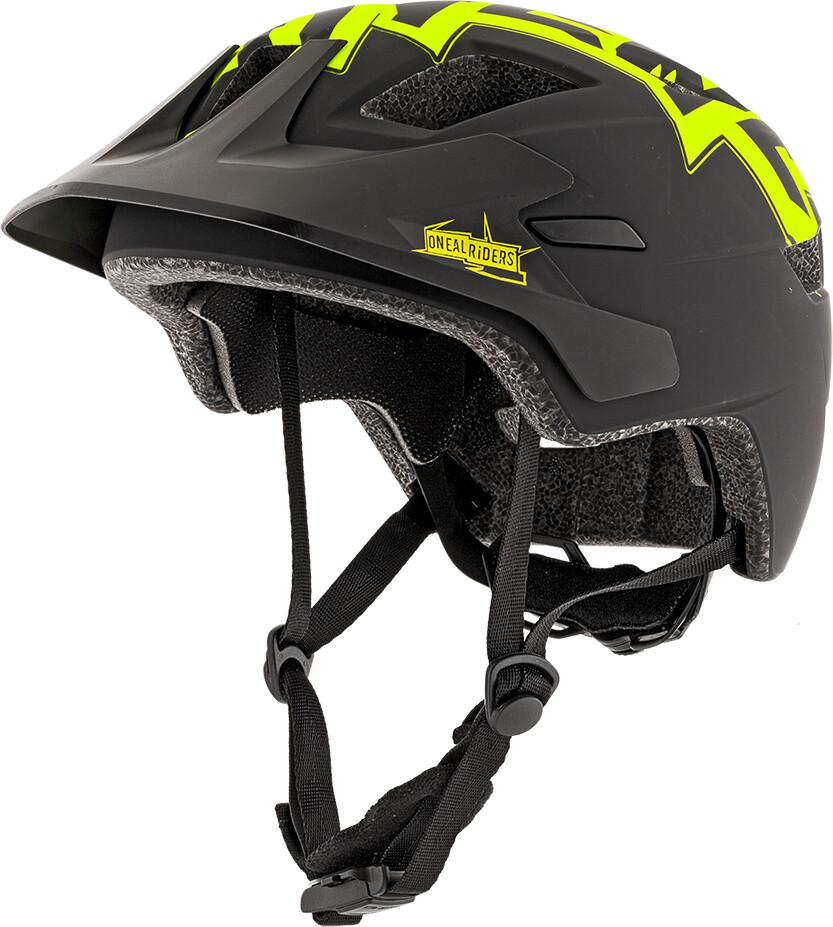 O'Neal Rooky Cykelhjelm Stixx Børn, neon yellow   Helmets