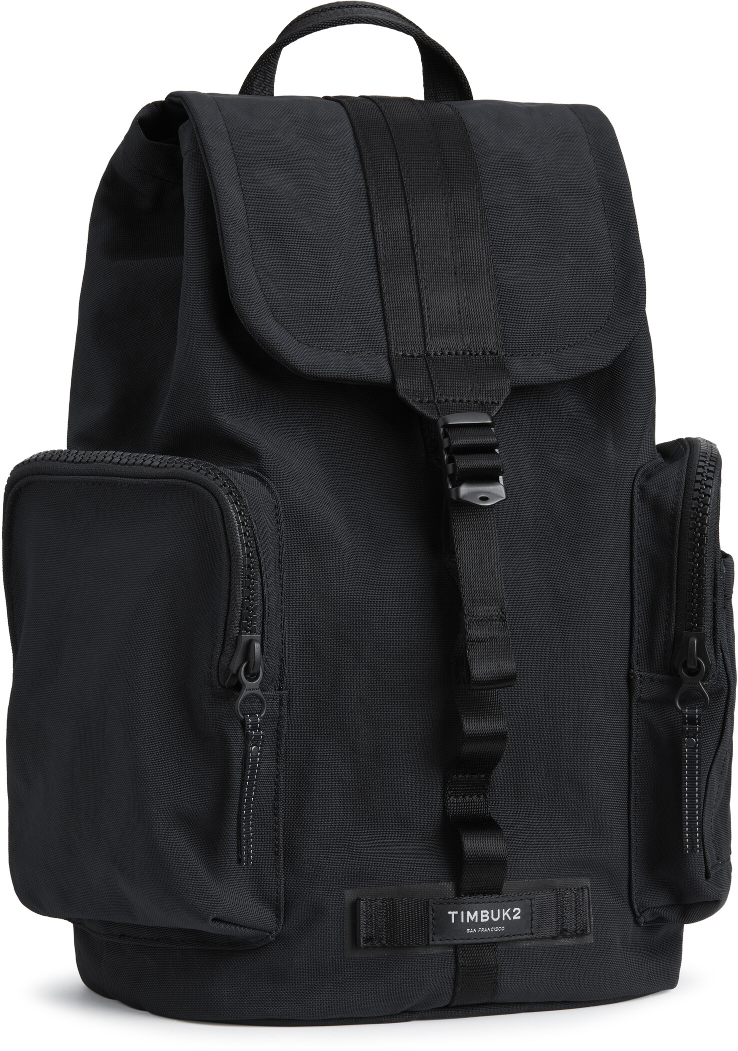 Timbuk2 Lug Knapsack Rygsæk, jet black (2019) | Travel bags