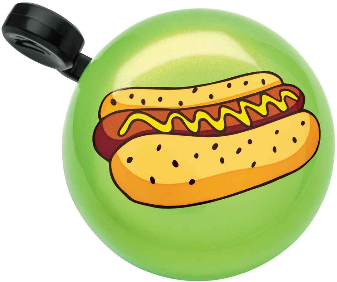 Electra Domed Ringer Ringeklokke, hot dog | Ringklokker