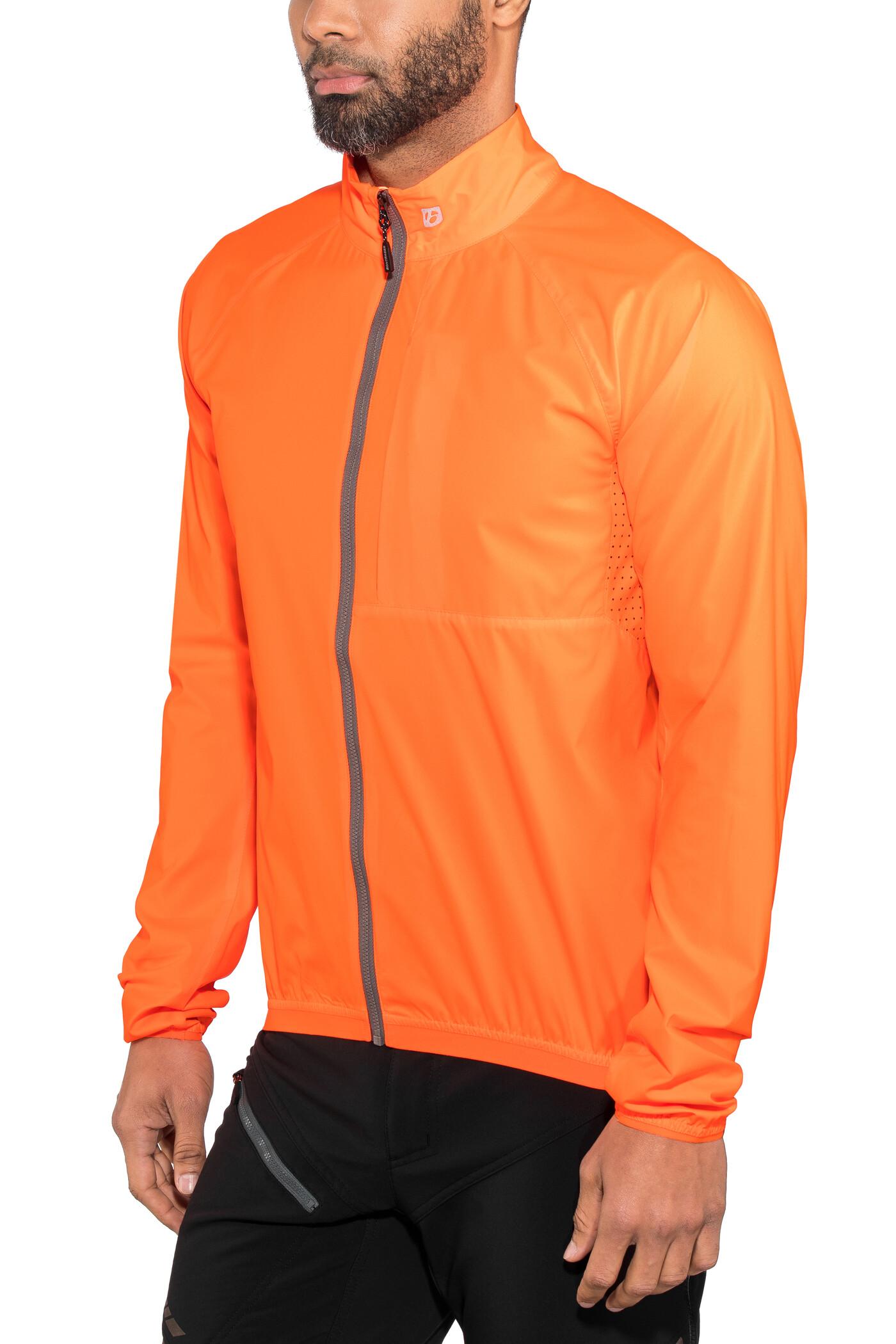 Bontrager Circuit Vindjakke Herrer, blaze orange (2019) | Jackets