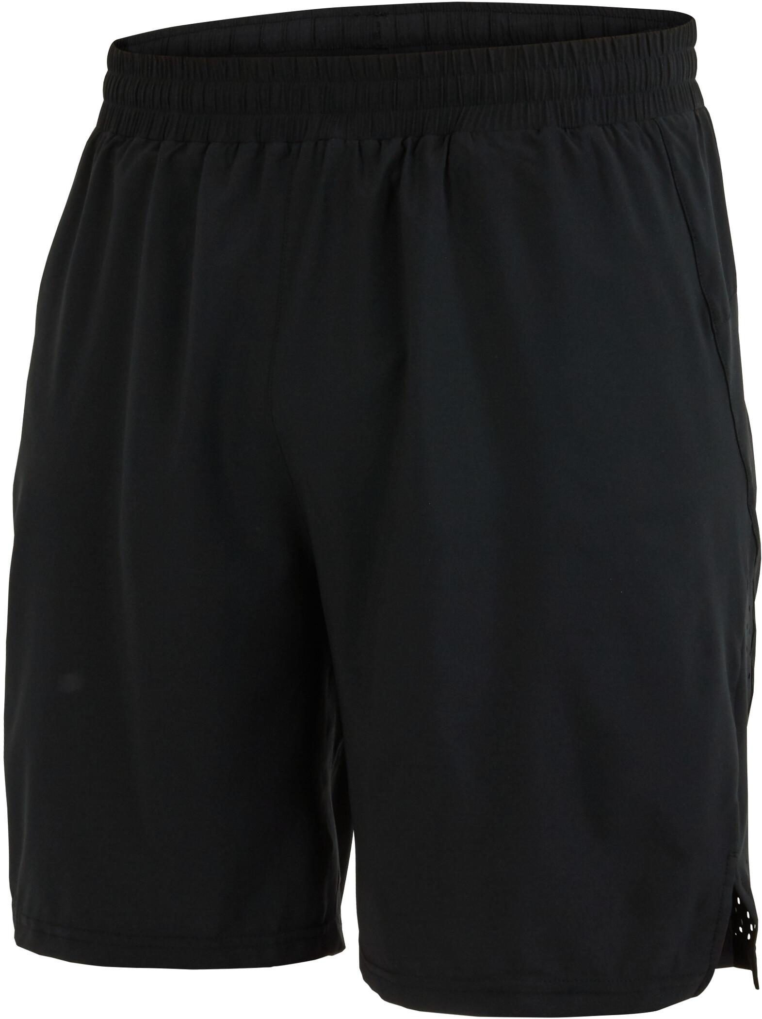 Salming Runner Shorts Herrer, black (2019) | Trousers