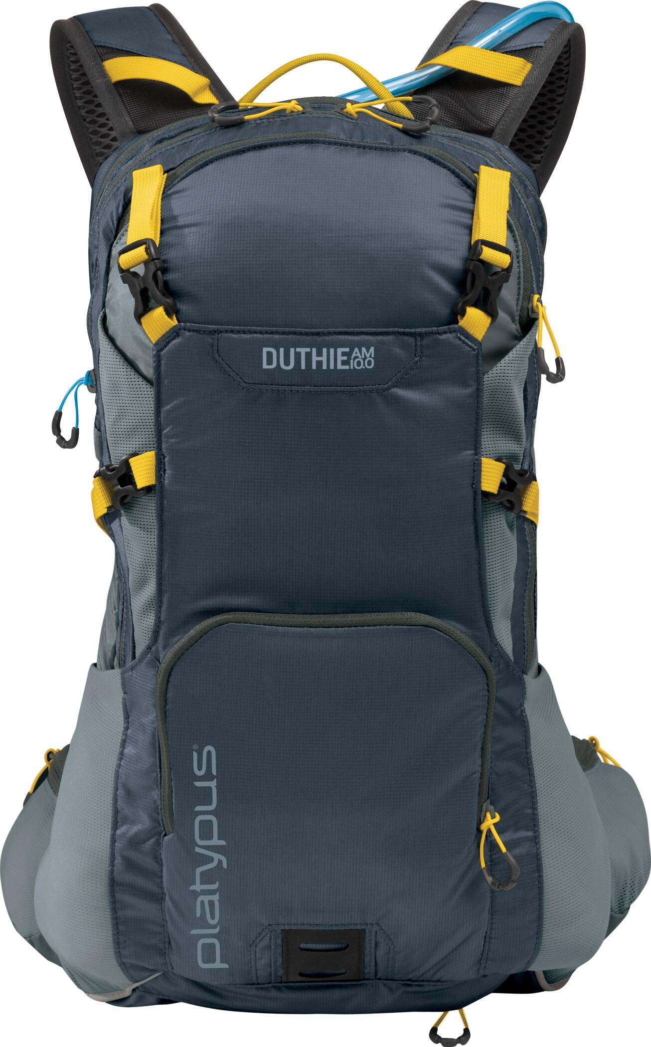 Platypus Duthie 10 Rygsæk, titanium gray   Rygsæk og rejsetasker