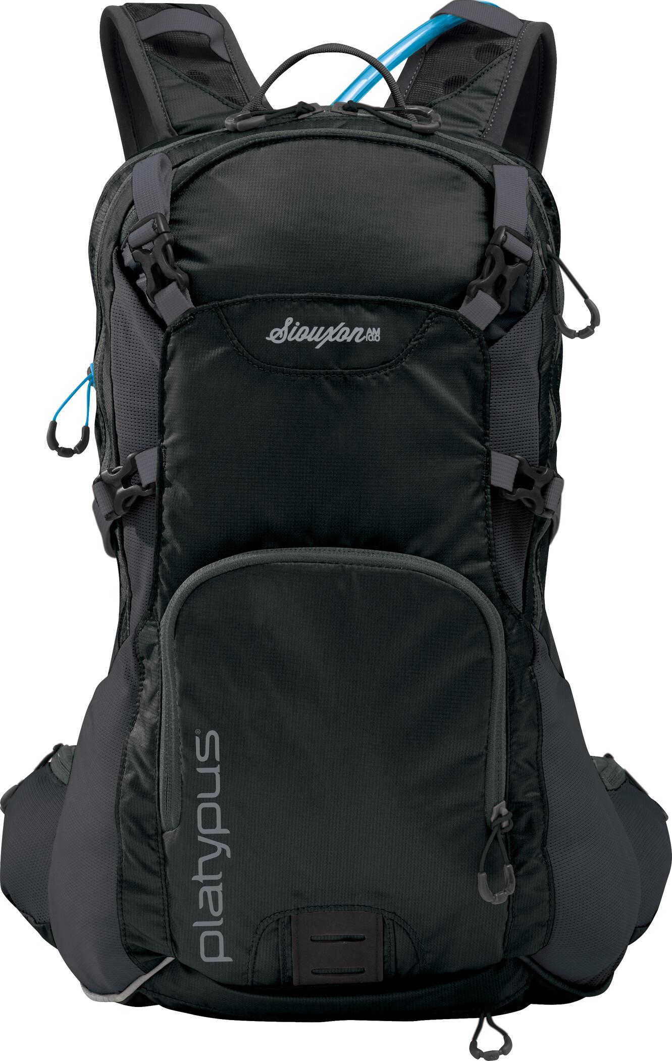 Platypus Siouxon 10 Rygsæk Damer, carbon   Rygsæk og rejsetasker