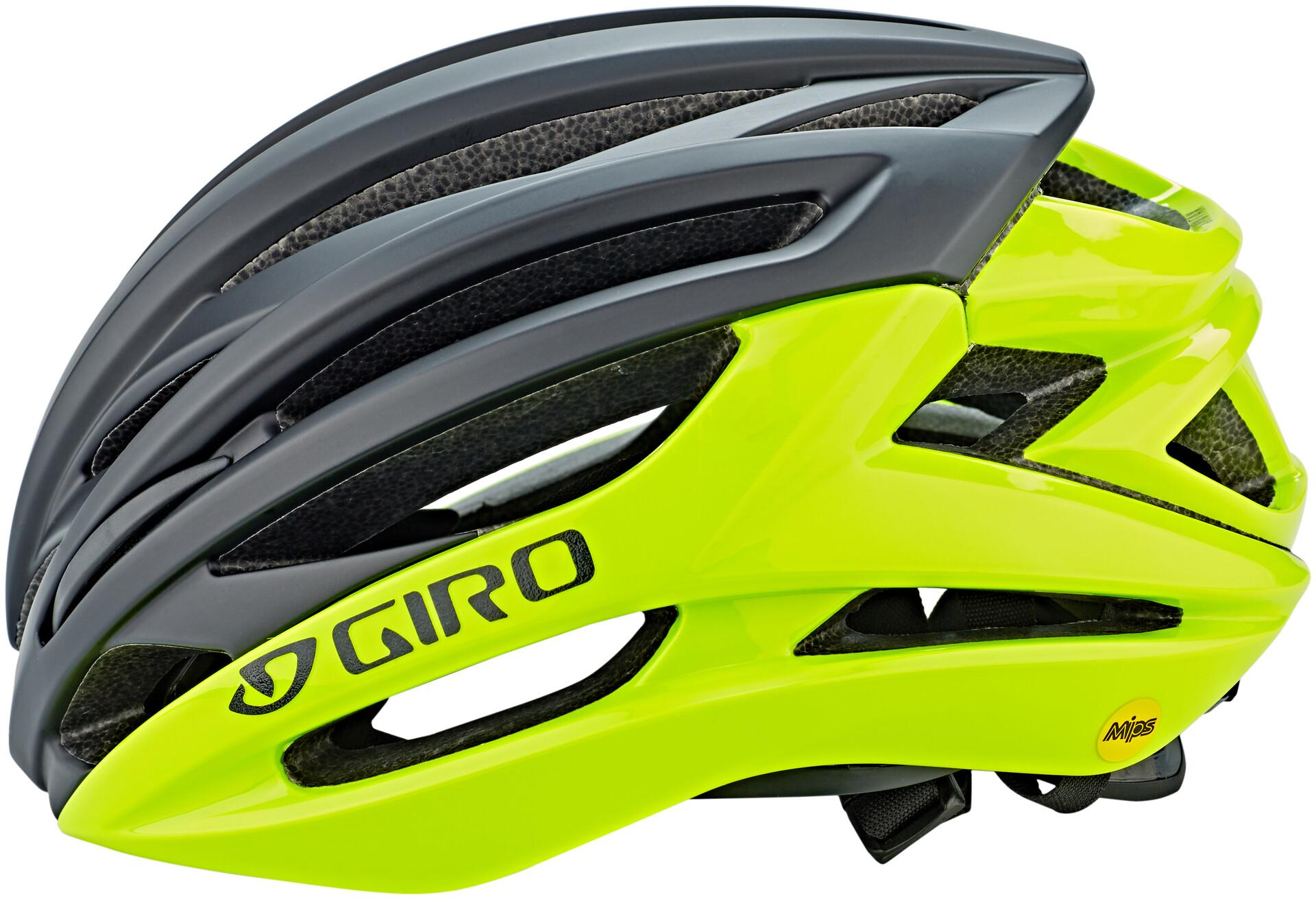 Giro Syntax MIPS Highlight Yellow Black Medium