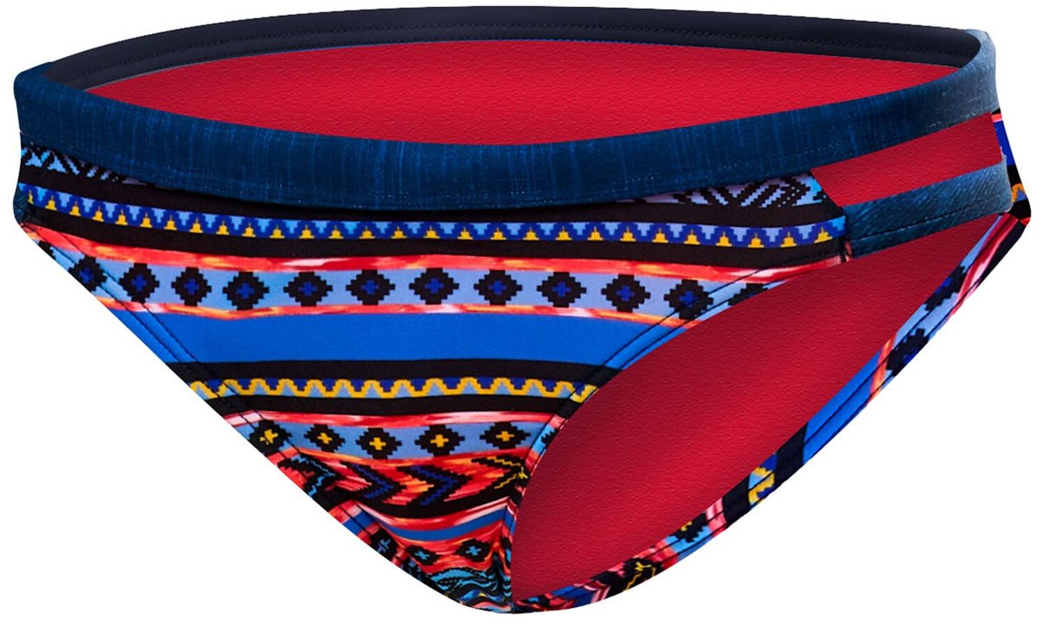TYR Santa Fe Cove Bikini Damer, black/multi | item_misc