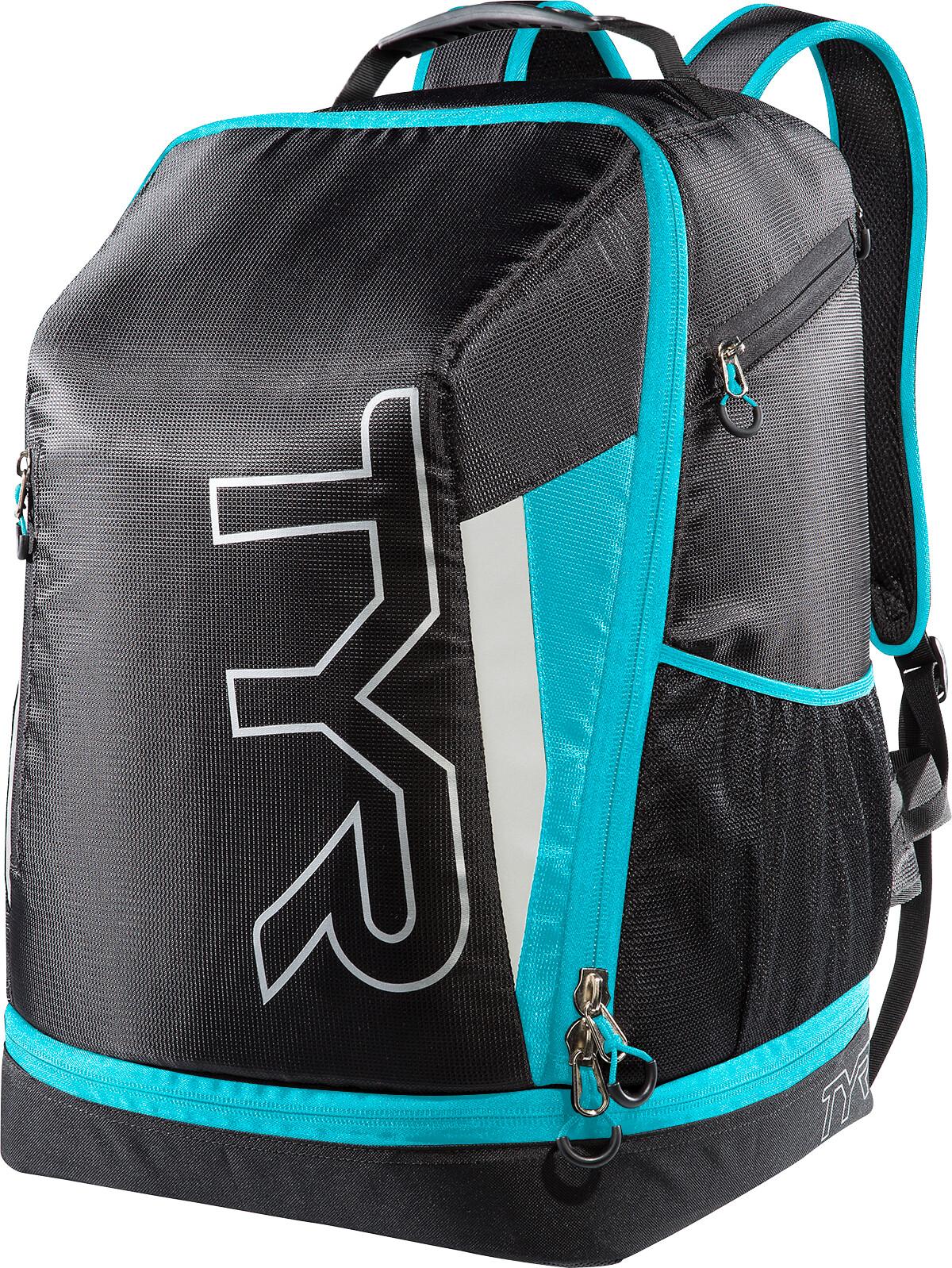 TYR Triathlon Svømmerygsæk, black/blue (2019) | Travel bags
