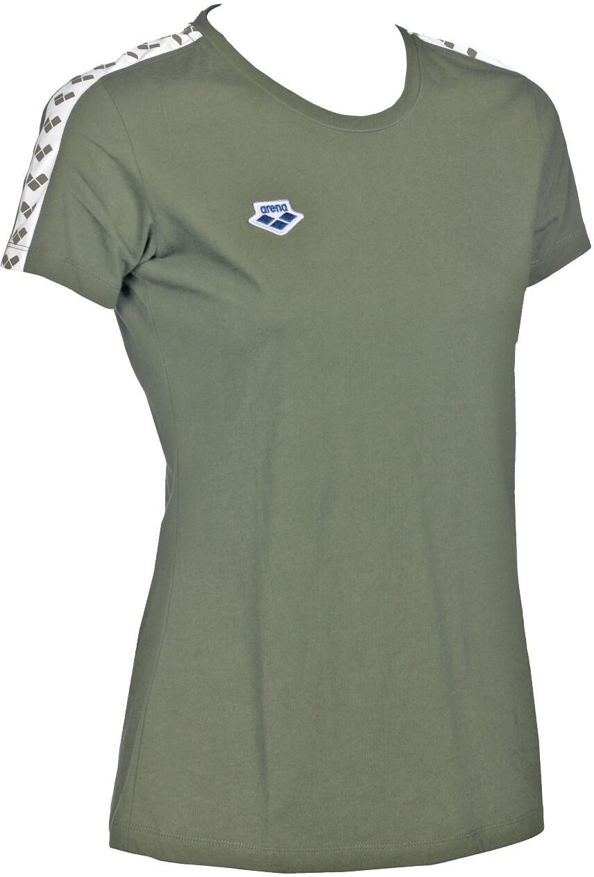ARENA Team T-Shirt Damen Lily Yellow//White//Lily Yellow 2019 Kurzarmshirt