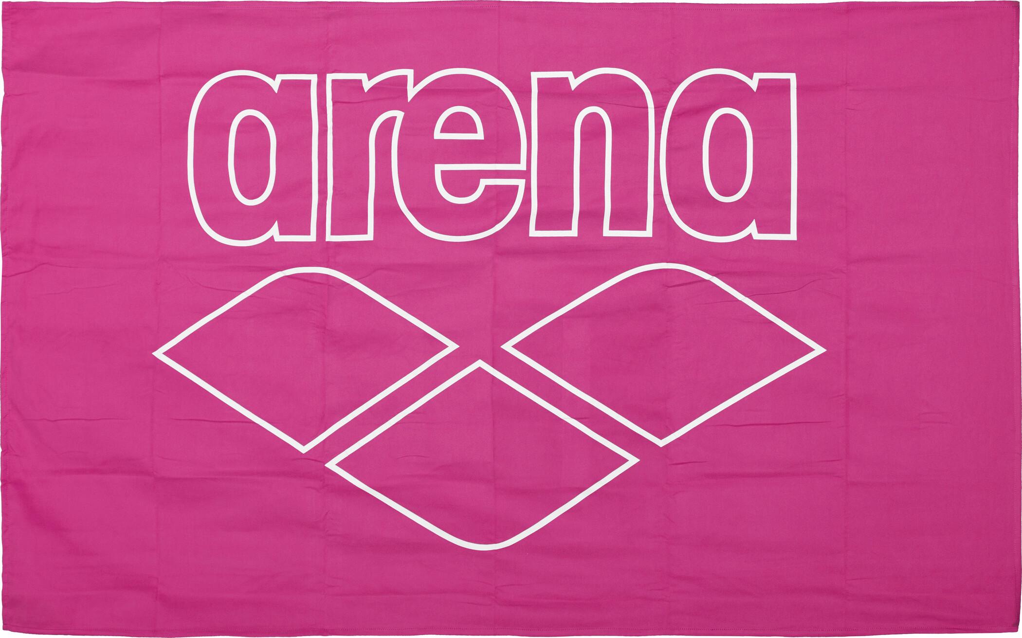 arena Pool Smart Håndklæde, fresia rose-white | Misc. Multimedia
