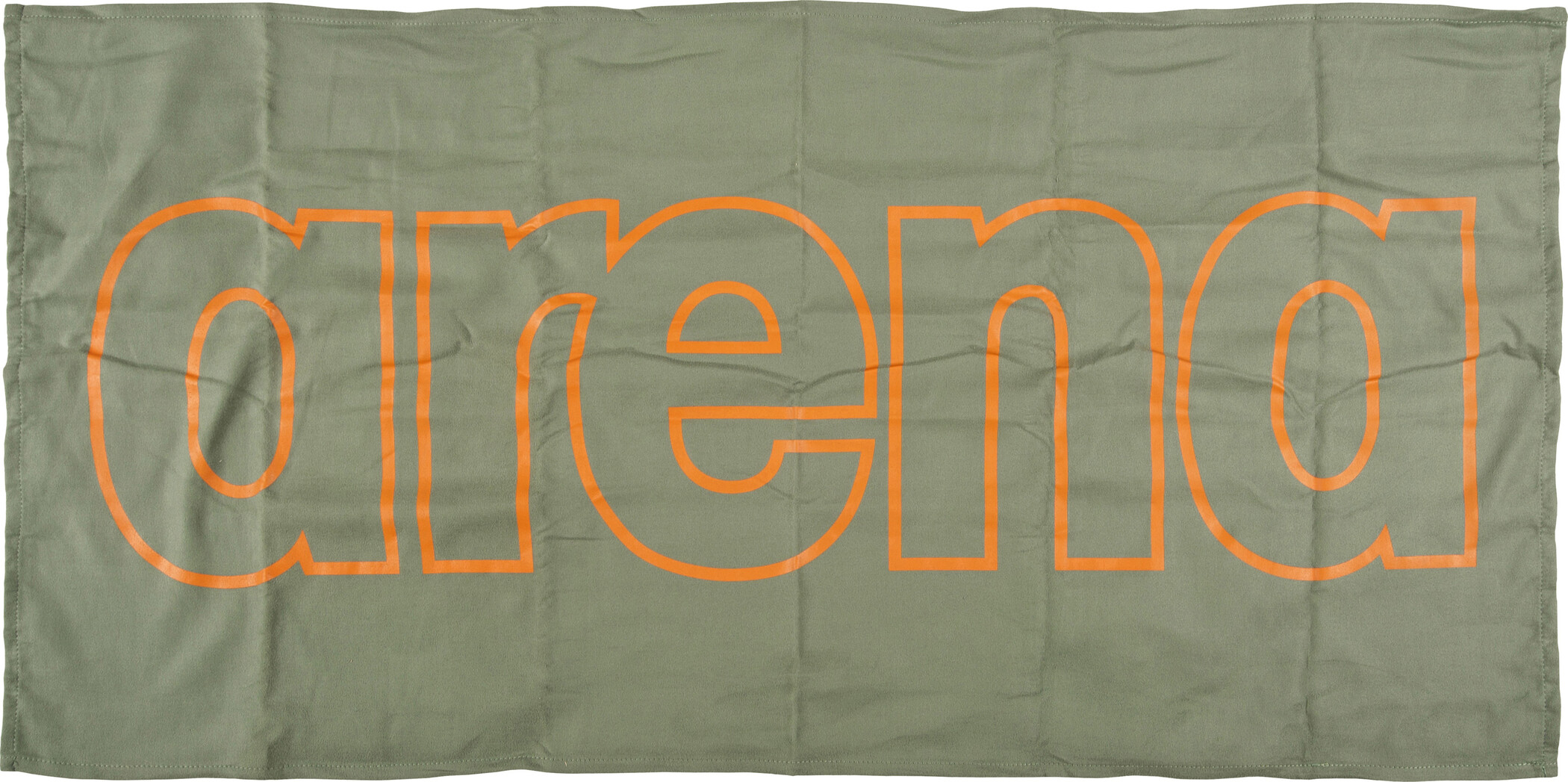 arena Gym Smart Håndklæde, army-tangerine | Misc. Multimedia