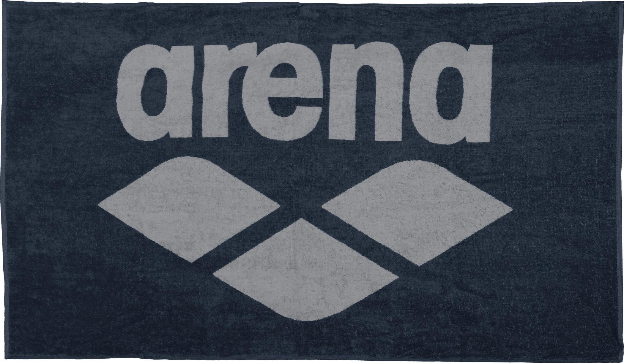 arena Pool Soft Håndklæde, navy-grey | Misc. Multimedia