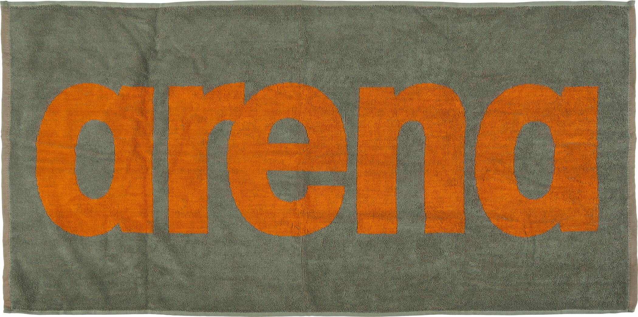 arena Gym Soft Håndklæde, army-tangerine | Multimedier > Tilbehør