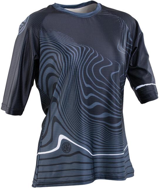 Grey Sporting Goods Women's Clothing Race Face Diy Womens Cycling Jersey