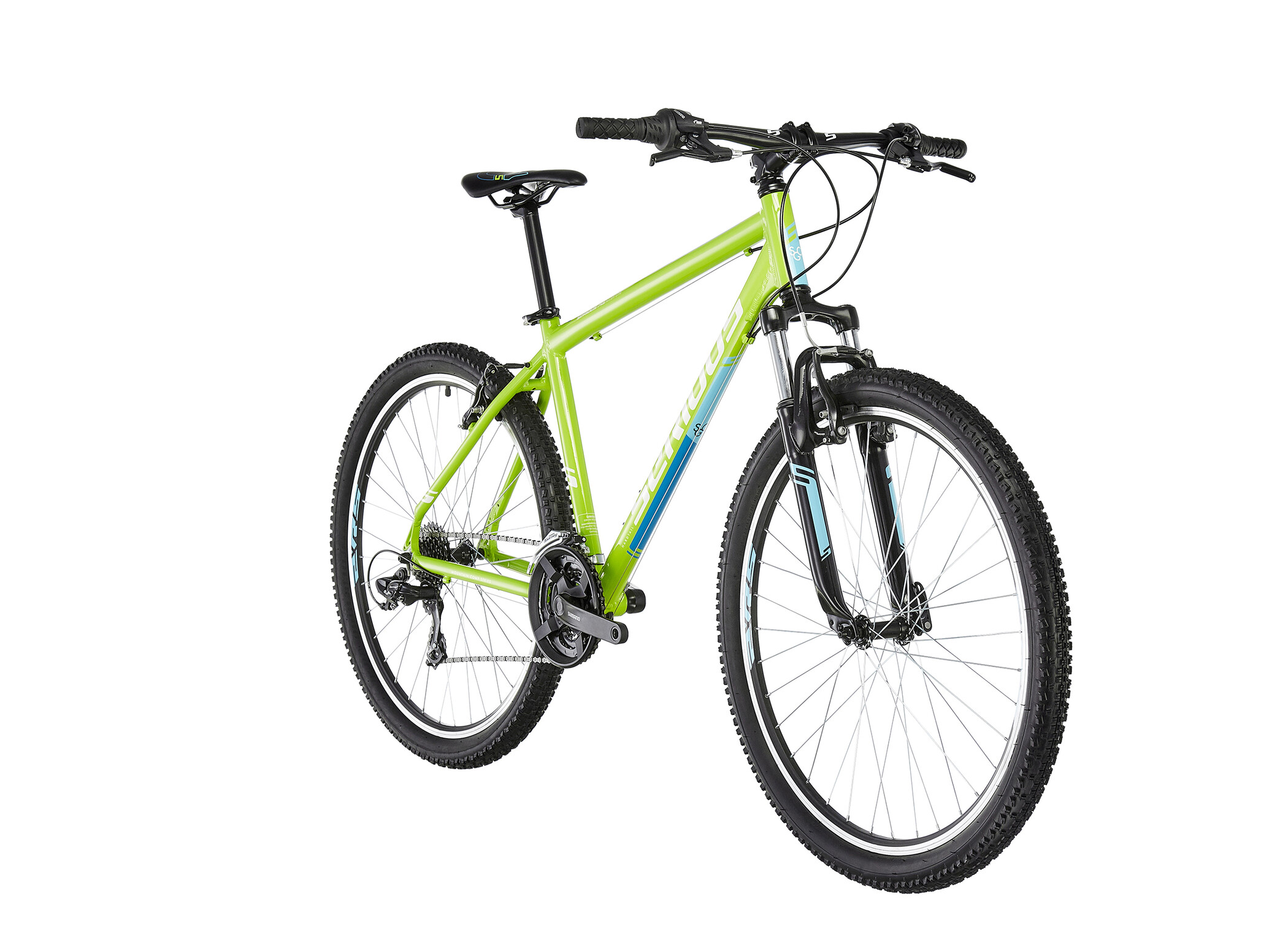 Serious Rockville 27,5'', green | Mountainbikes