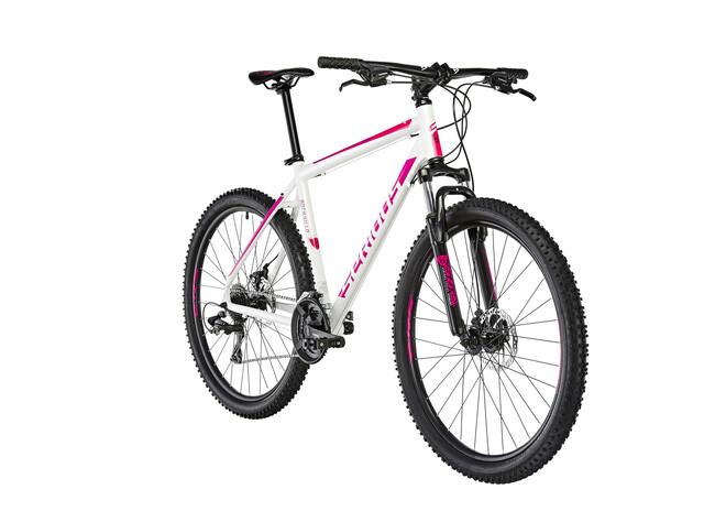SERIOUS Rockville 27,5 Disc White//pink 2019 MTB Hardtail
