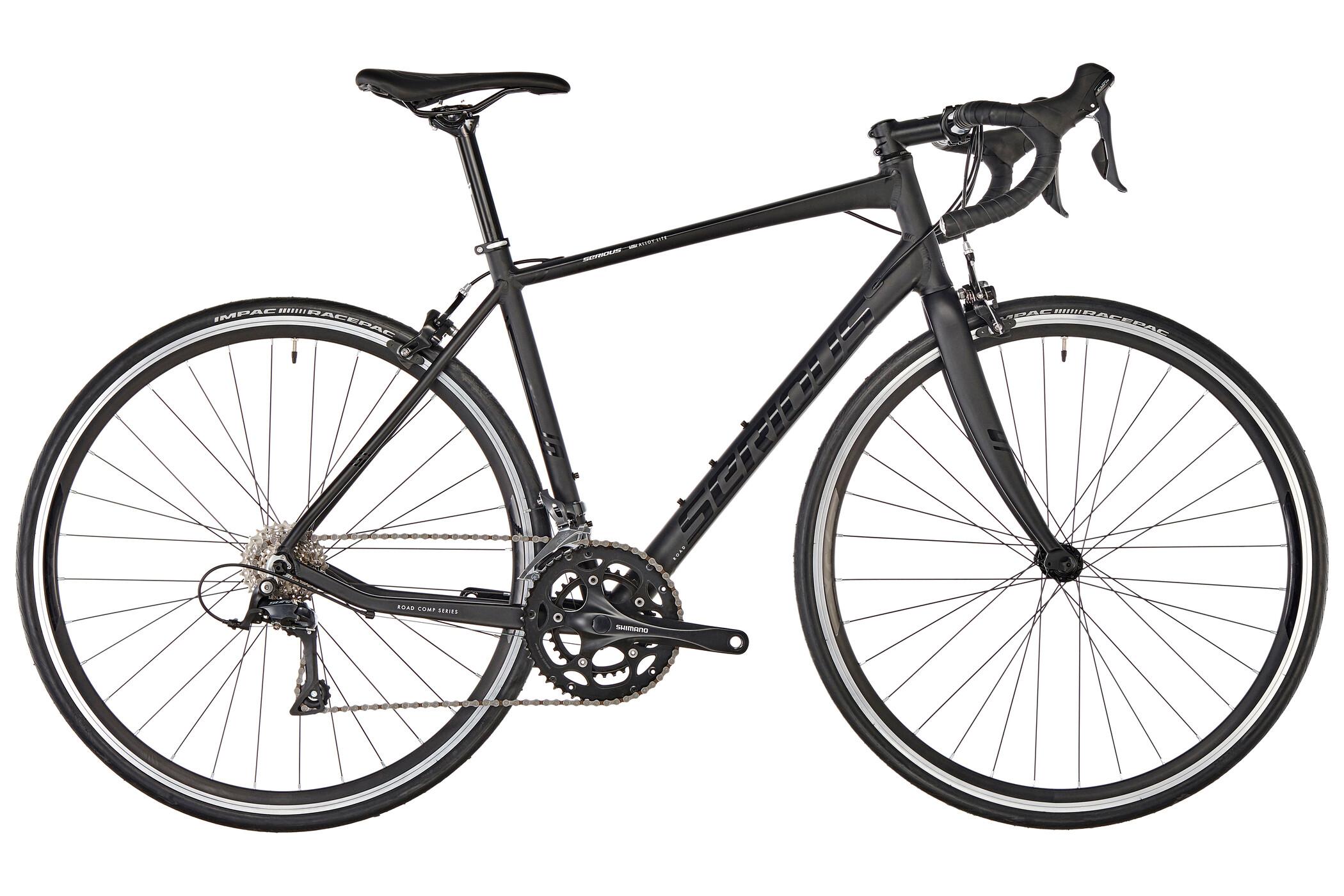 Serious Valparola, black (2019) | Road bikes