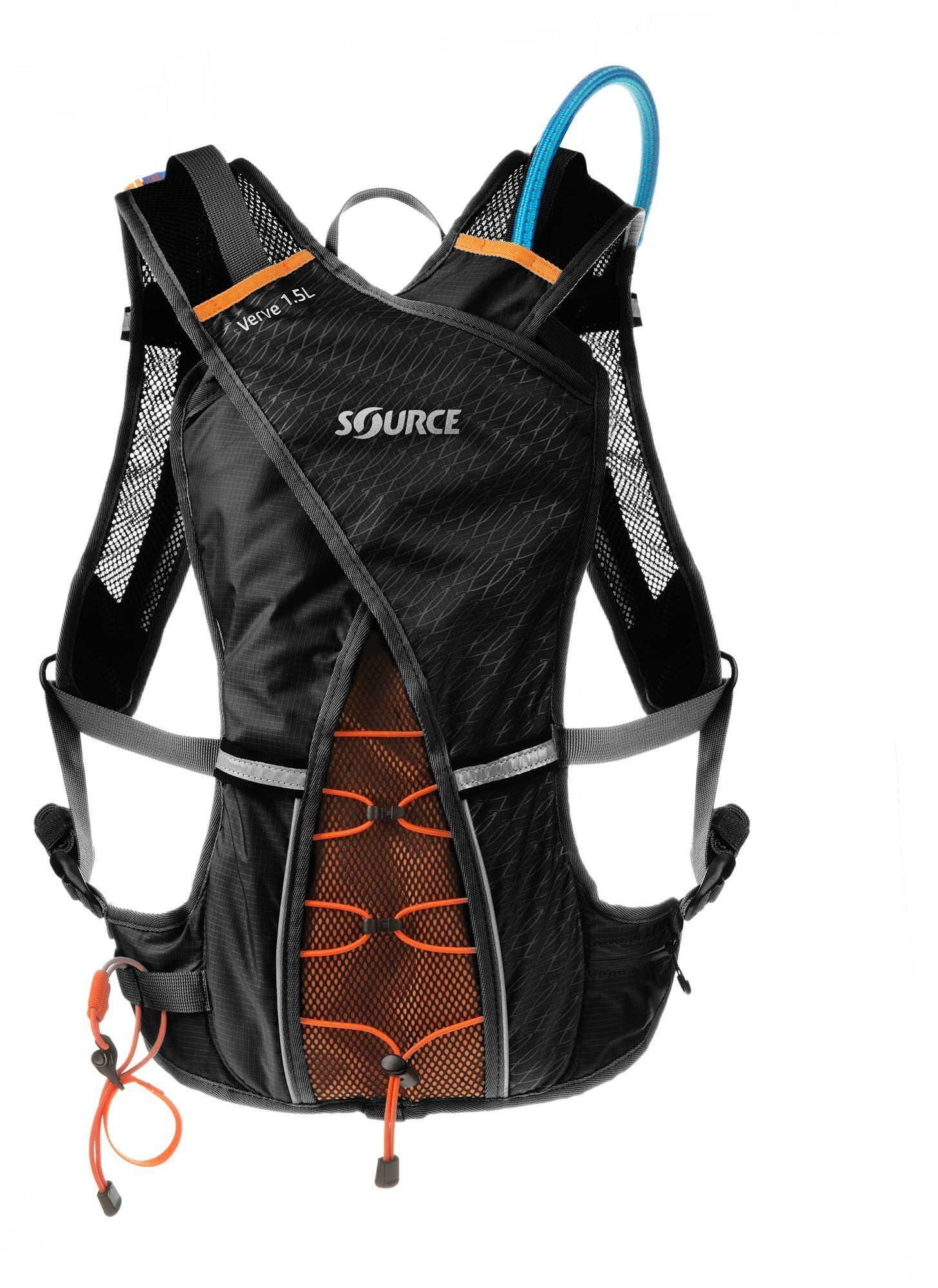 SOURCE Verve Hydration Pack 2L bottle, black (2019) | Drikkedunke
