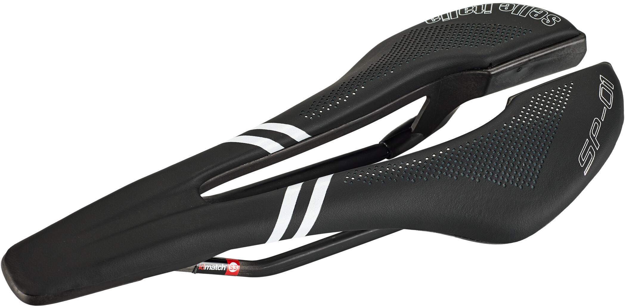 Selle Italia SP01 Kit Carbonio Superflow Sadel Herrer | Sadler