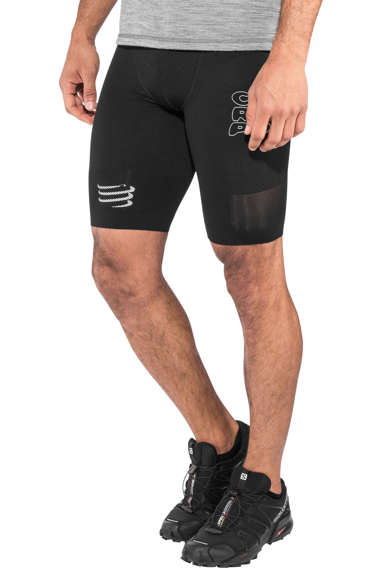 COMPRESSPORT Under Control Pantaloncini da Corsa a Compressione