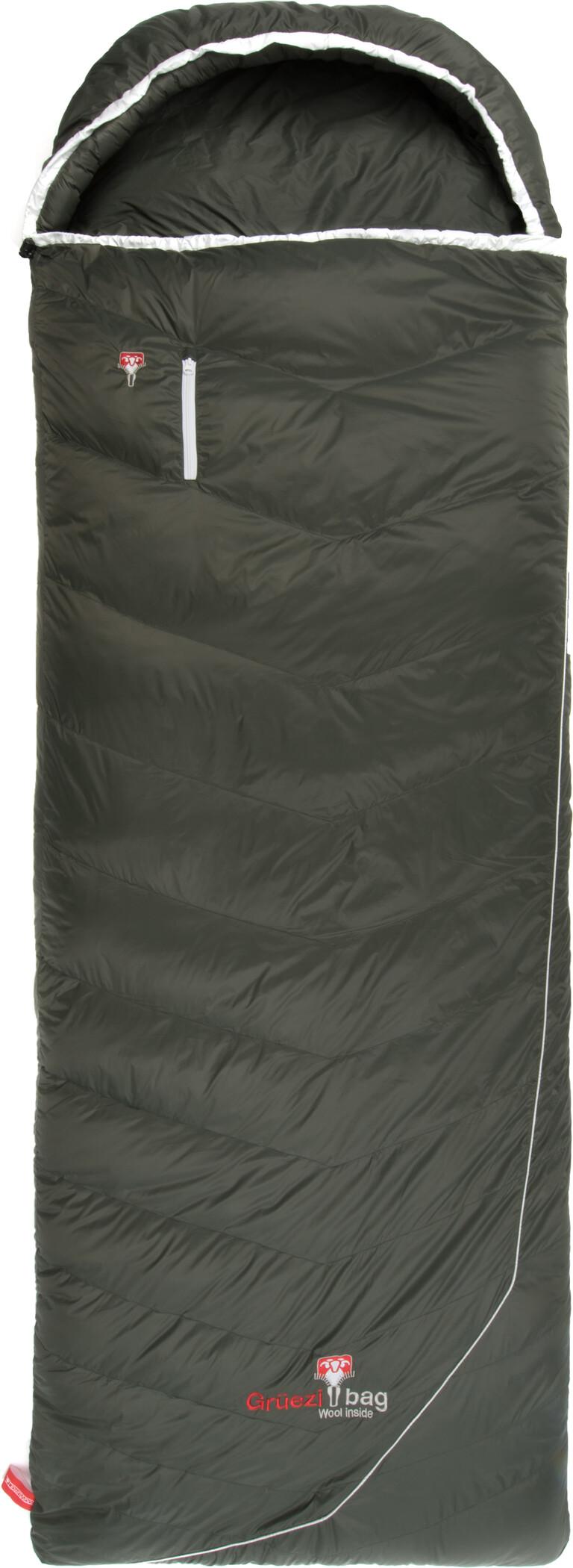 Grüezi-Bag Biopod DownWool Summer Comfort Sovepose, deep forest | Transport og opbevaring > Tilbehør