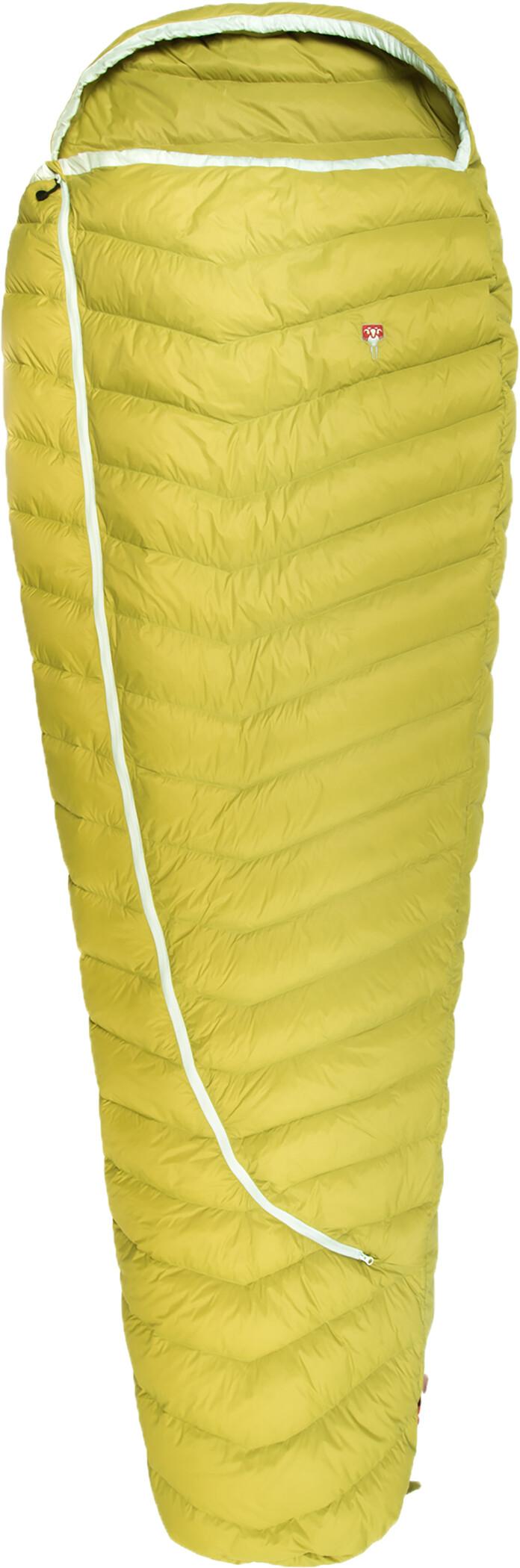 Grüezi-Bag Biopod DownWool Extreme Light 200 Sovepose, warm olive | Transport og opbevaring > Tilbehør