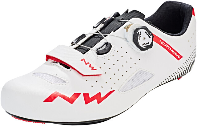 Northwave Extreme Wide vélo de course Vélo Chaussures Blanc 2018