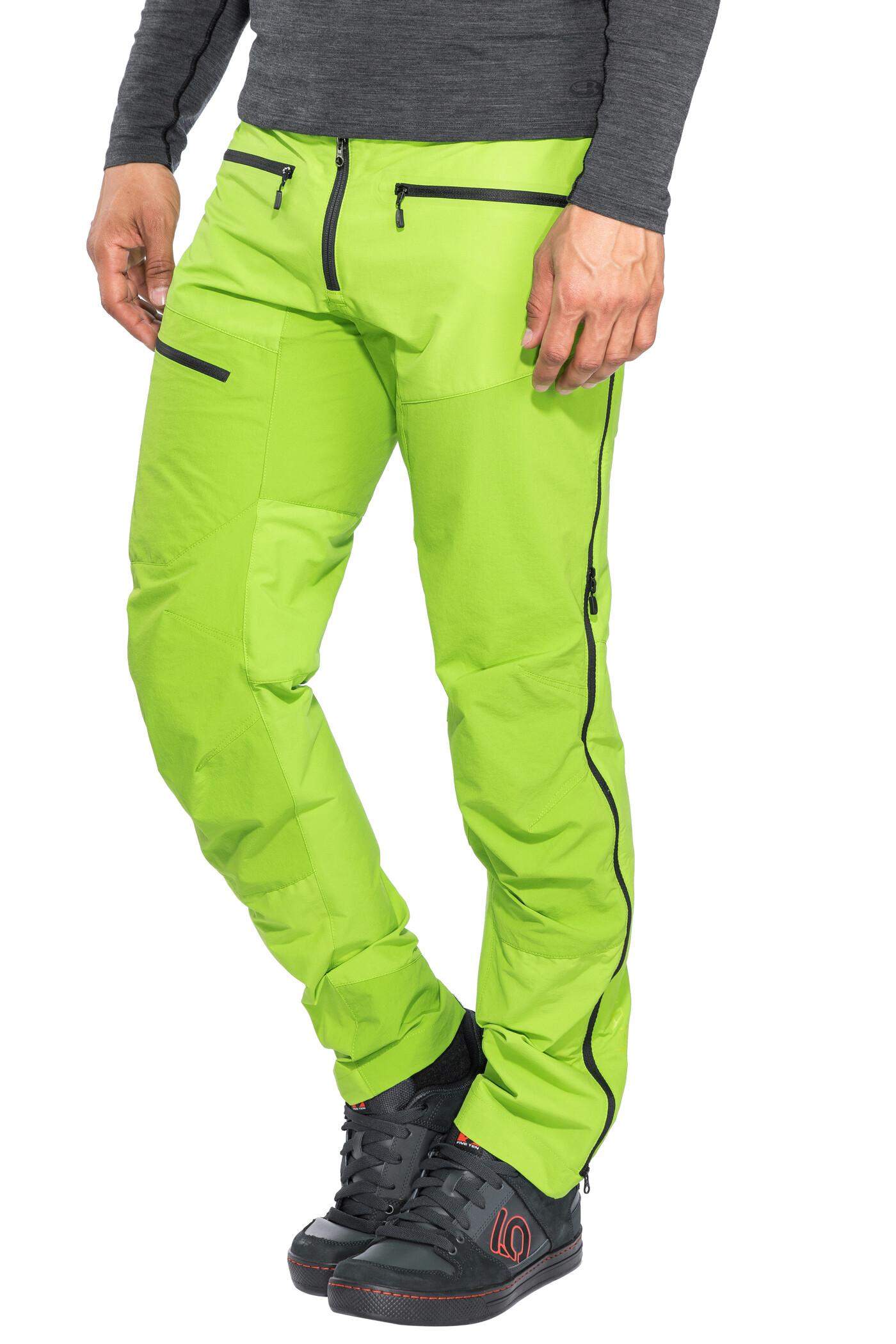 Norrøna Fjørå Flex1 Bukser Herrer, bamboo green (2019)   Trousers
