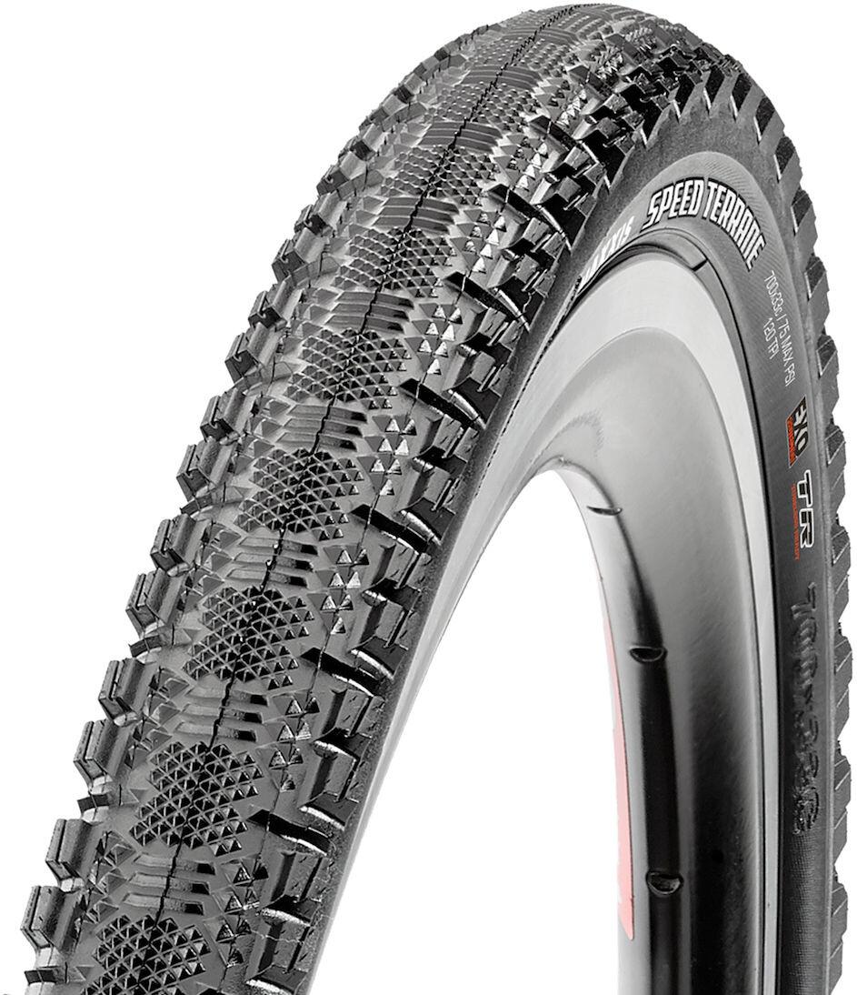 Maxxis Speed Terrane Foldedæk TR EXO Carbon | Dæk