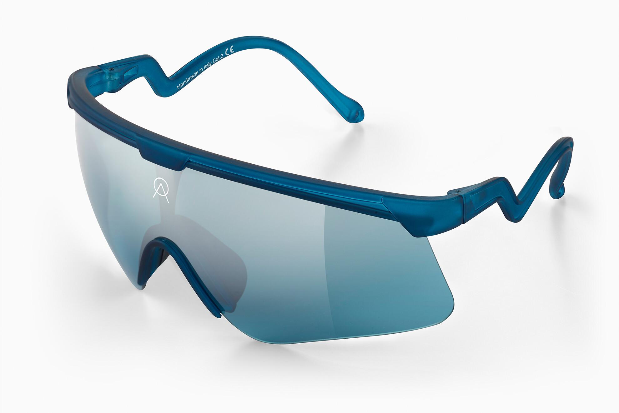 ALBA Optics Delta Cykelbriller Herrer, indigo blue | Briller