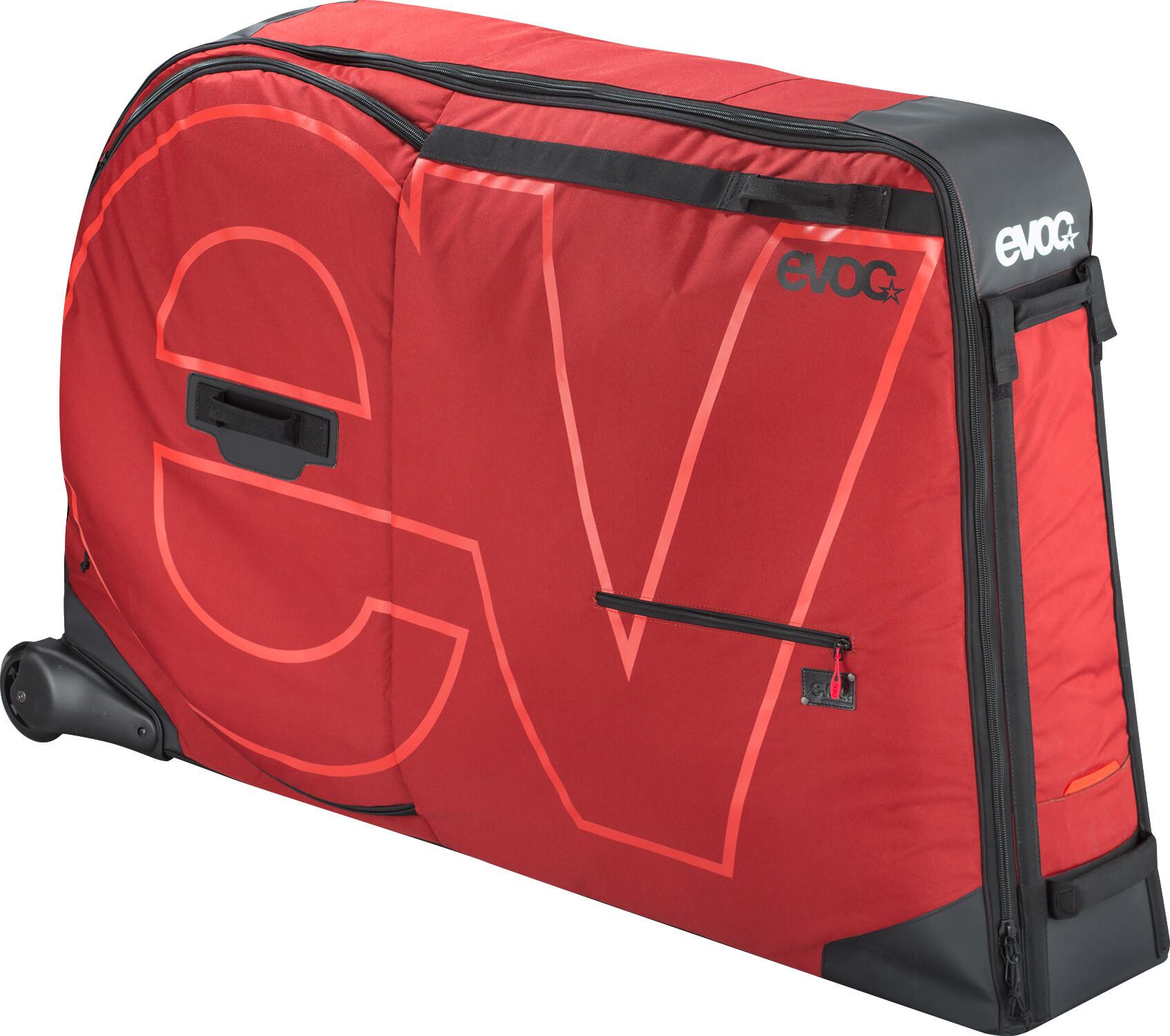 EVOC Bike Travel Bag 280L, chili red | Bike bags