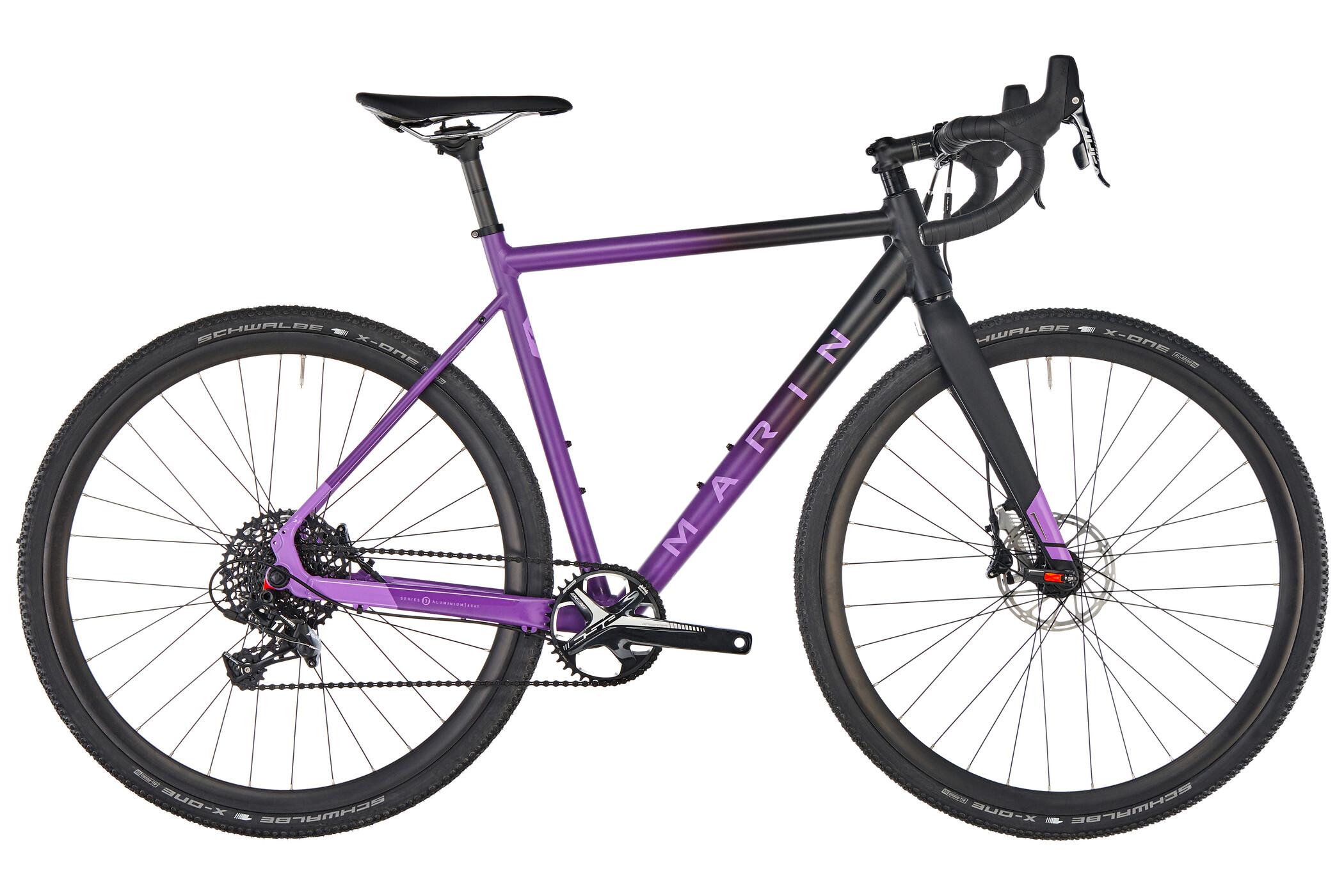 Marin Cortina AX2, purple | Racercykler