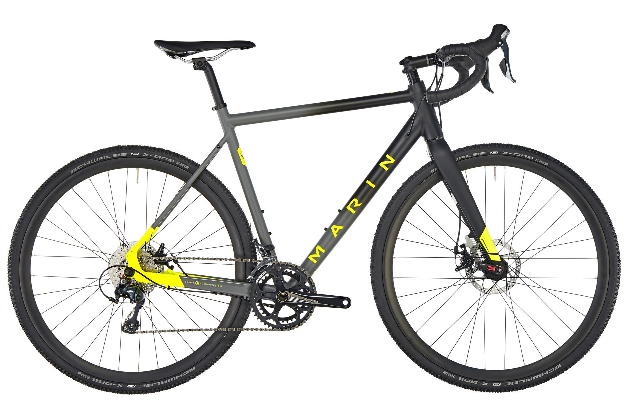 Marin Cortina AX1, yellow | Cross-cykler